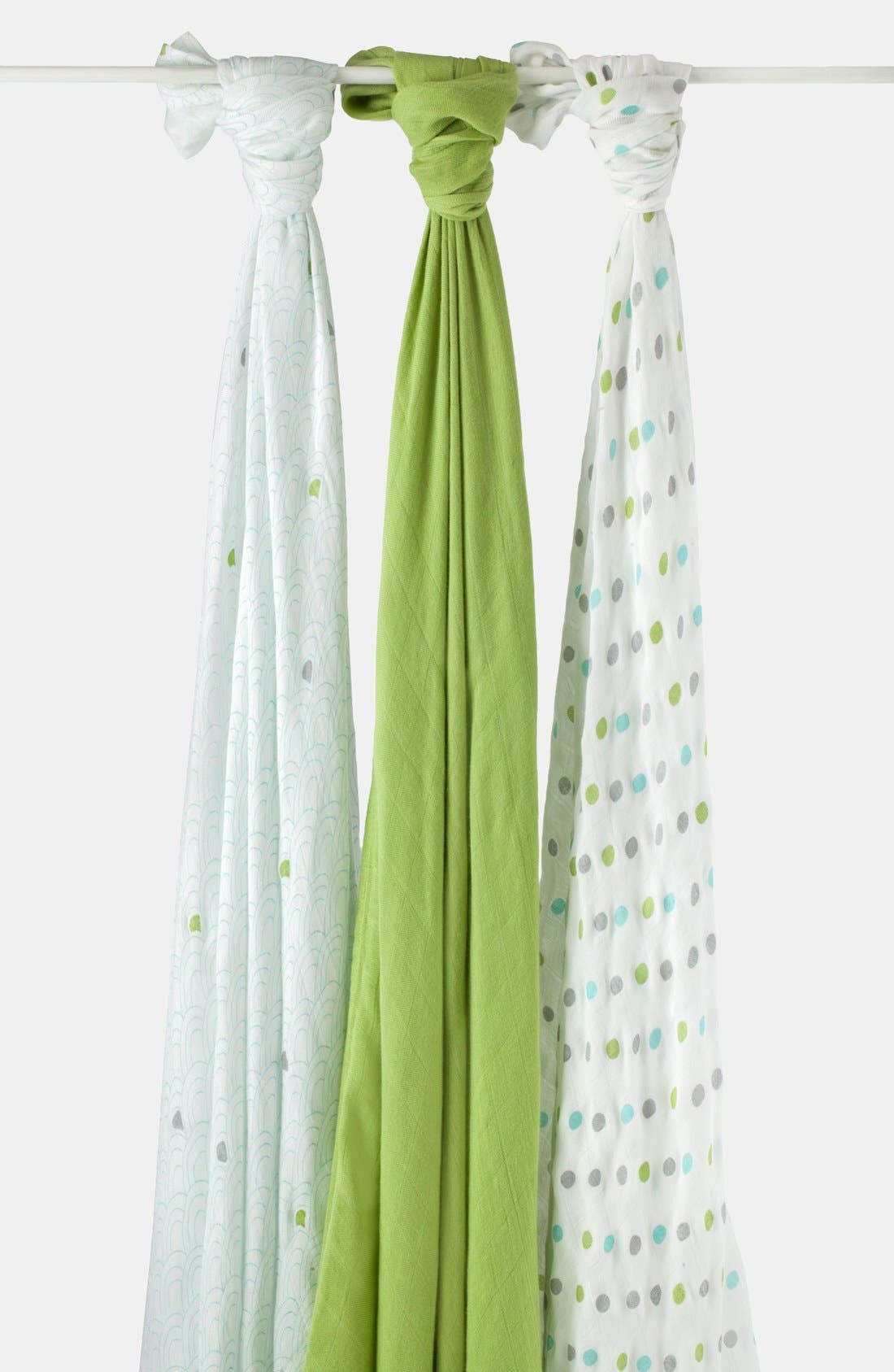 Alternate Image 1 Selected - aden + anais Swaddling Cloths (3-Pack) (Nordstrom Exclusive)