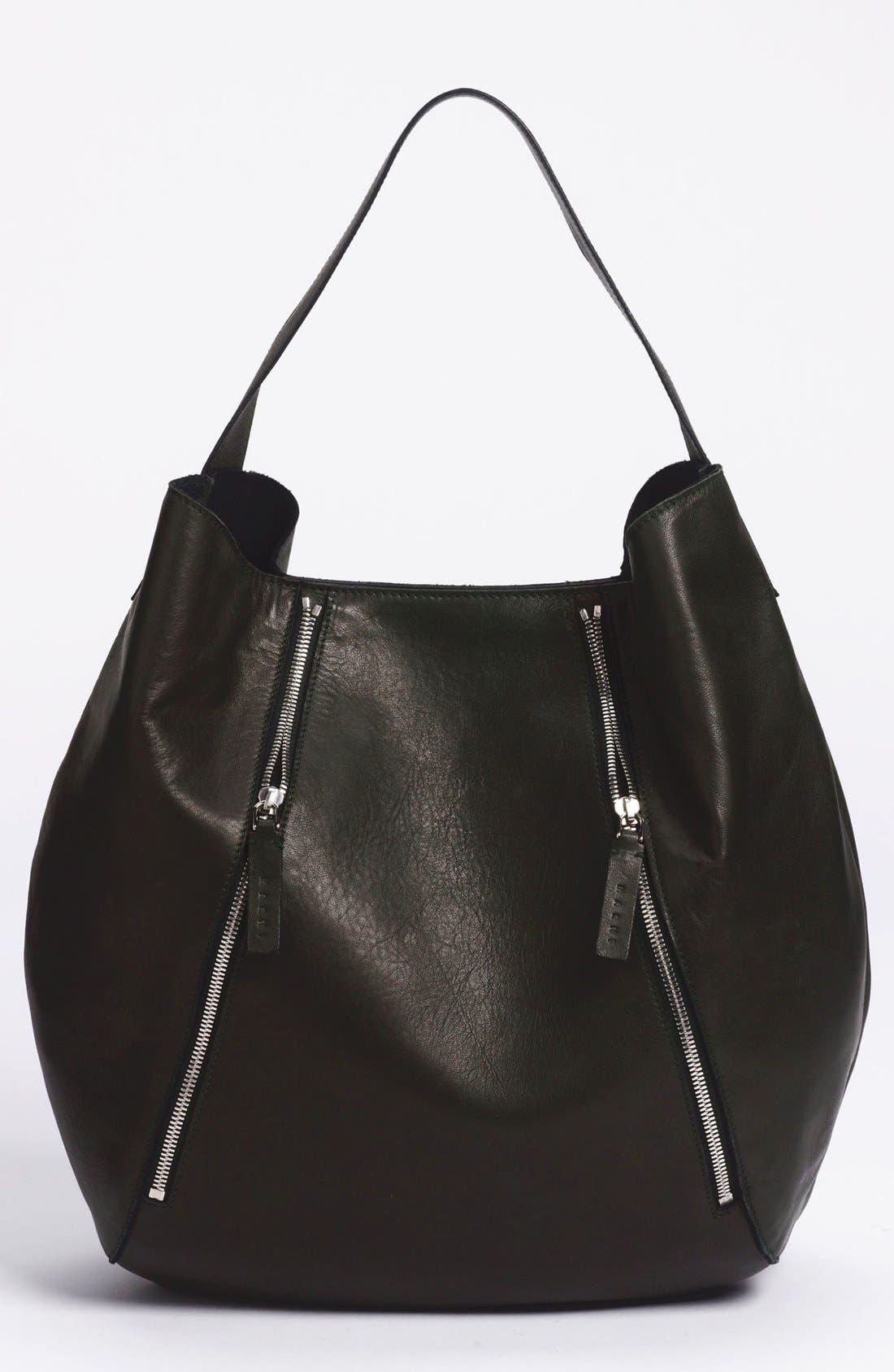 Alternate Image 1 Selected - Marni Leather Hobo