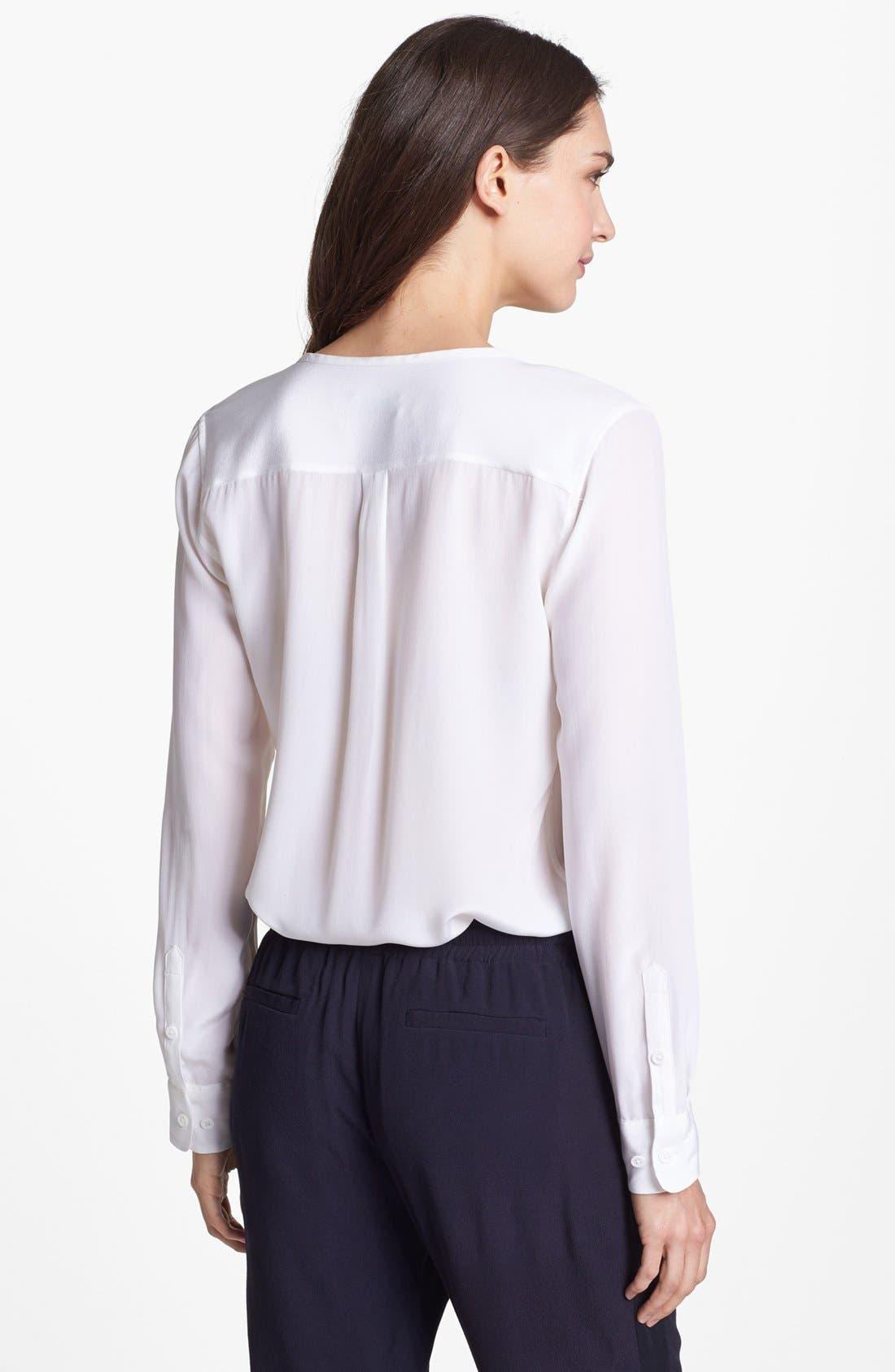 Alternate Image 2  - Equipment 'Lynn' Silk Shirt
