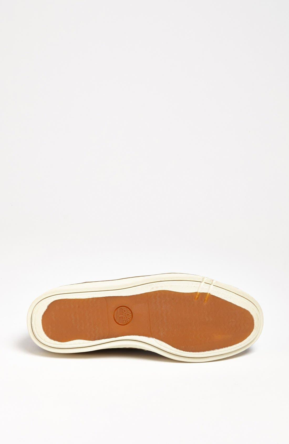 Alternate Image 4  - Timberland Earthkeepers® 'Hookset' Sneaker