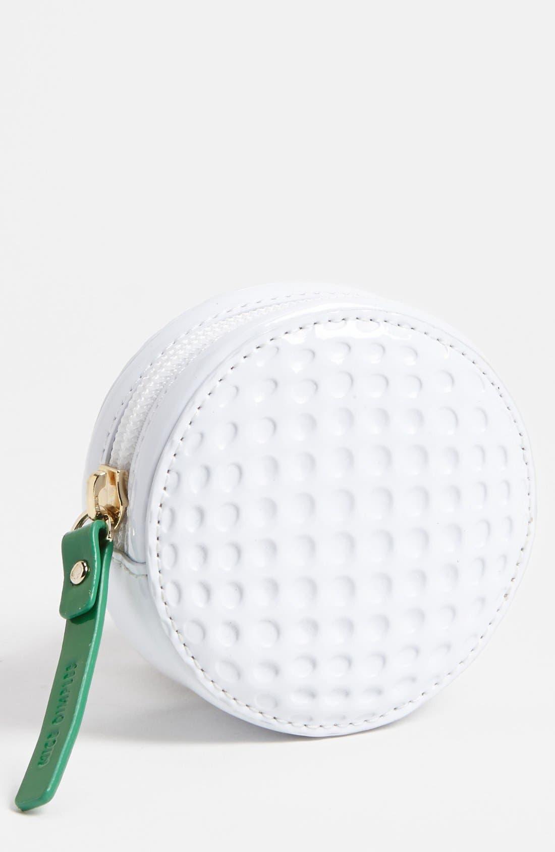 Alternate Image 3  - kate spade new york 'golf ball' coin purse