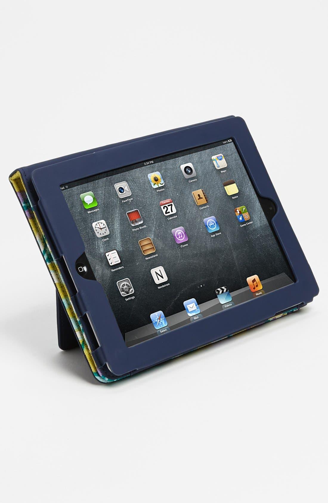 Alternate Image 4  - kate spade new york 'palm springs - ginger' iPad 2 & 3 folio