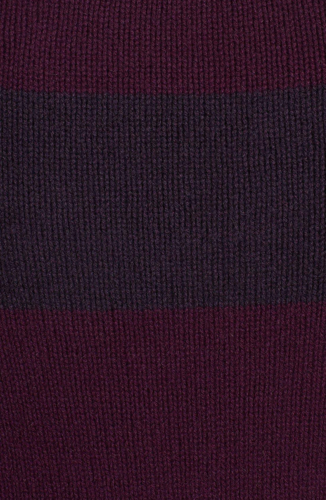 Alternate Image 3  - Vince 'Rugby' Cashmere Crewneck Sweater