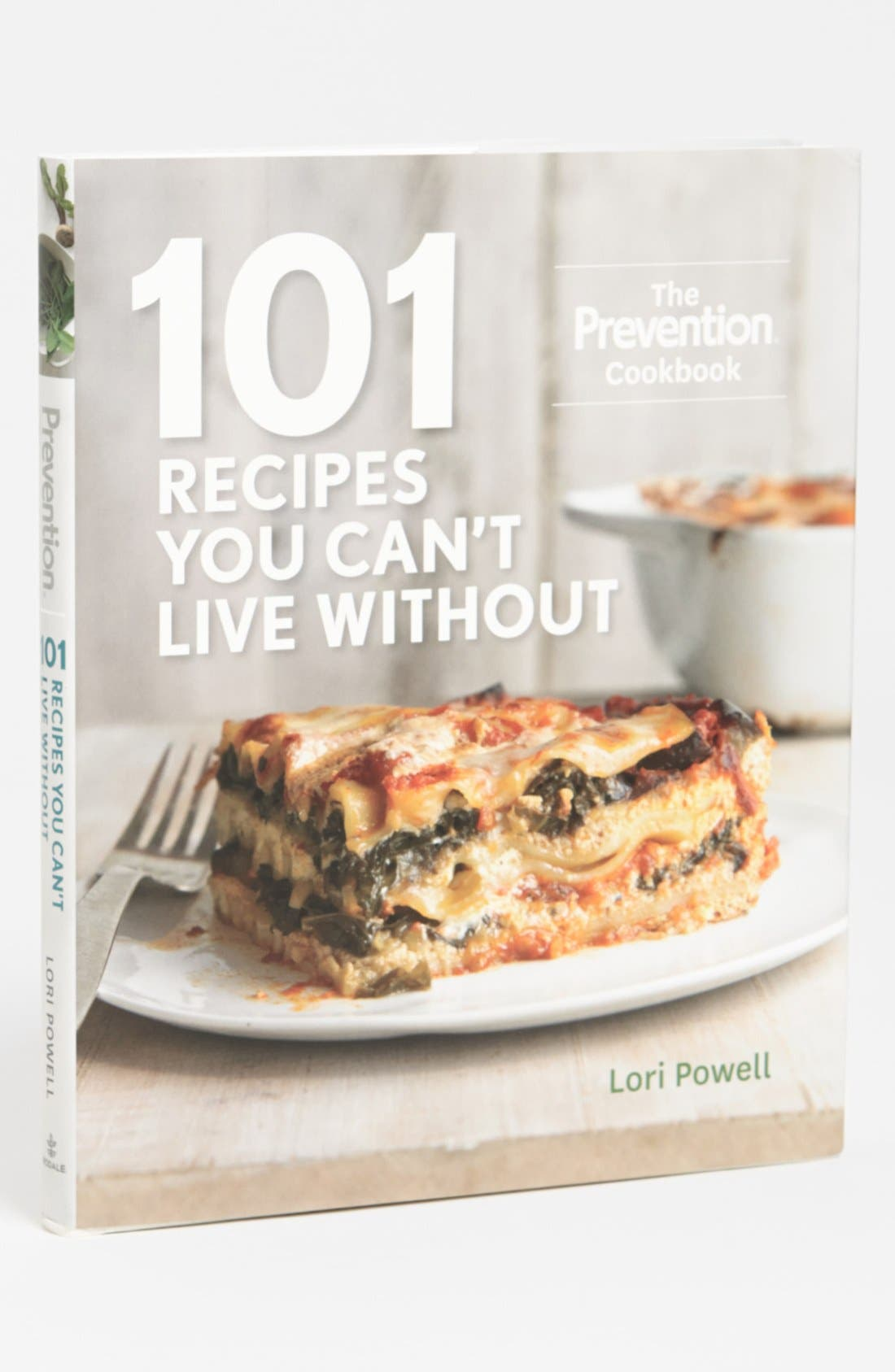 Alternate Image 1 Selected - '101 Recipes You Can't Live Without' Cookbook