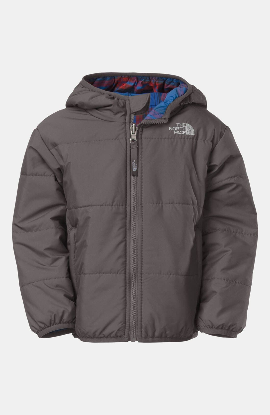 Alternate Image 1 Selected - The North Face 'Perrito' Reversible Jacket (Toddlers)