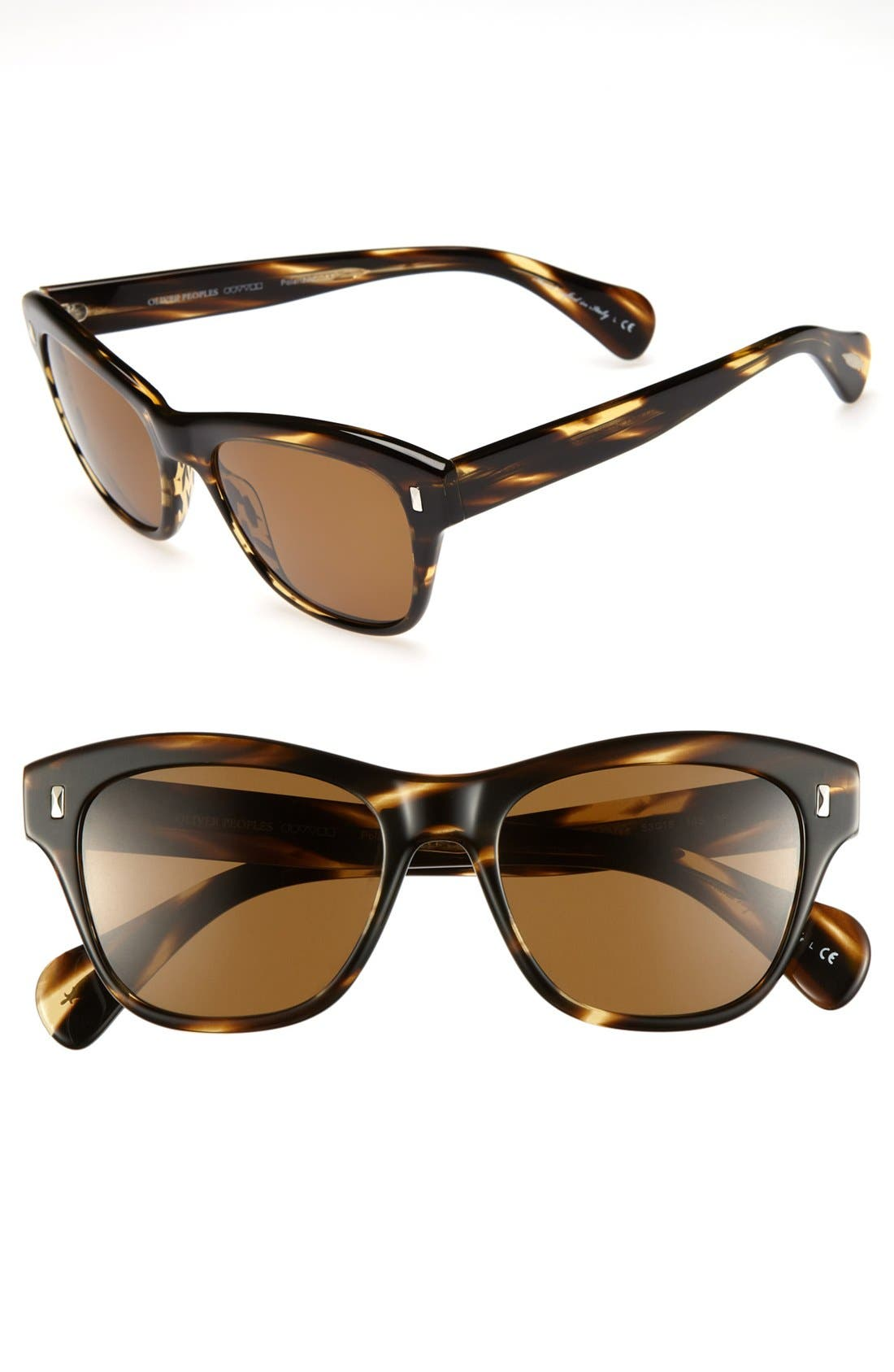 Alternate Image 1 Selected - Oliver Peoples 'Sofee' 53mm Sunglasses