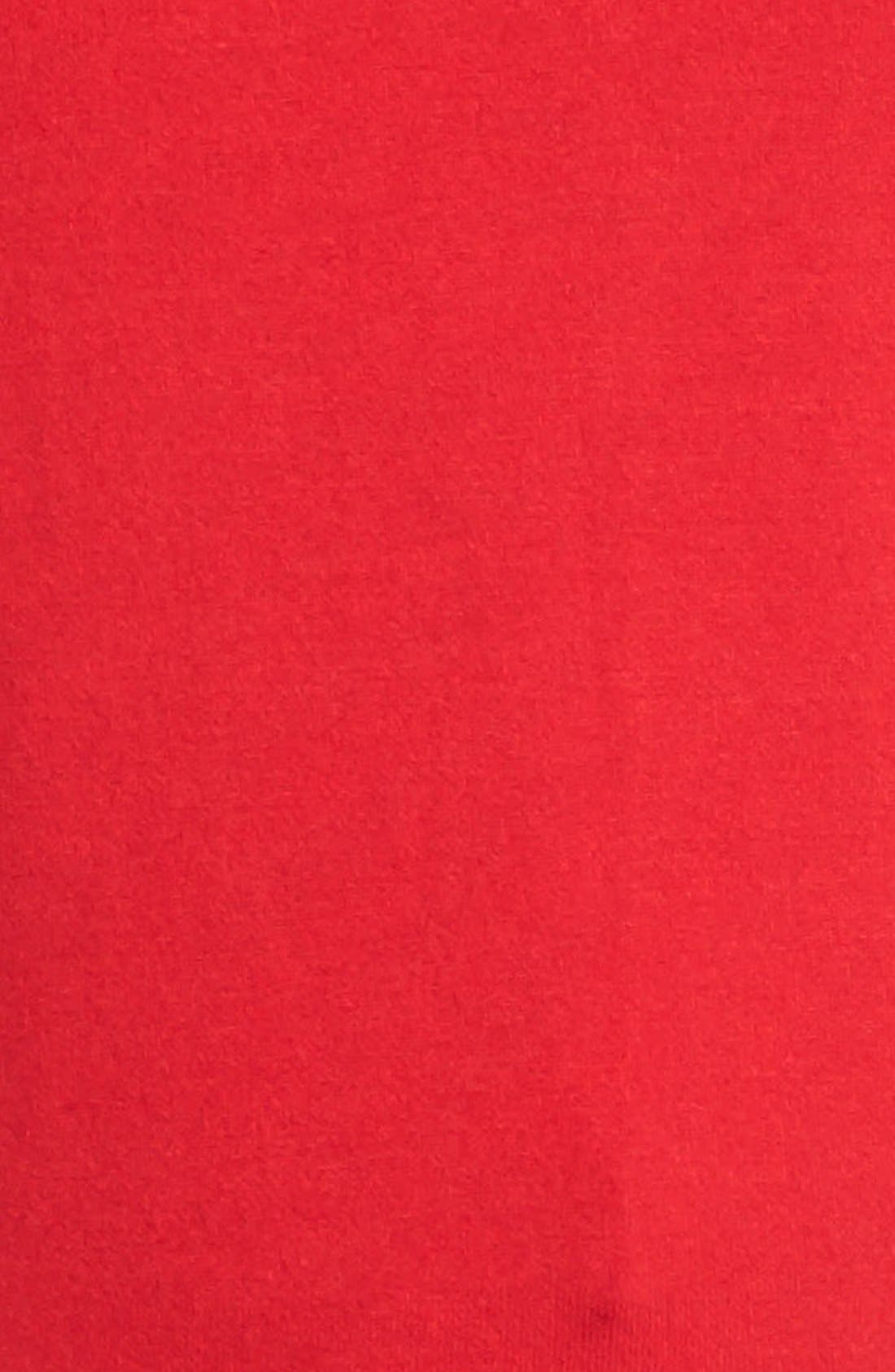 Alternate Image 5  - Vince Camuto Colorblock Cap Sleeve Sweater