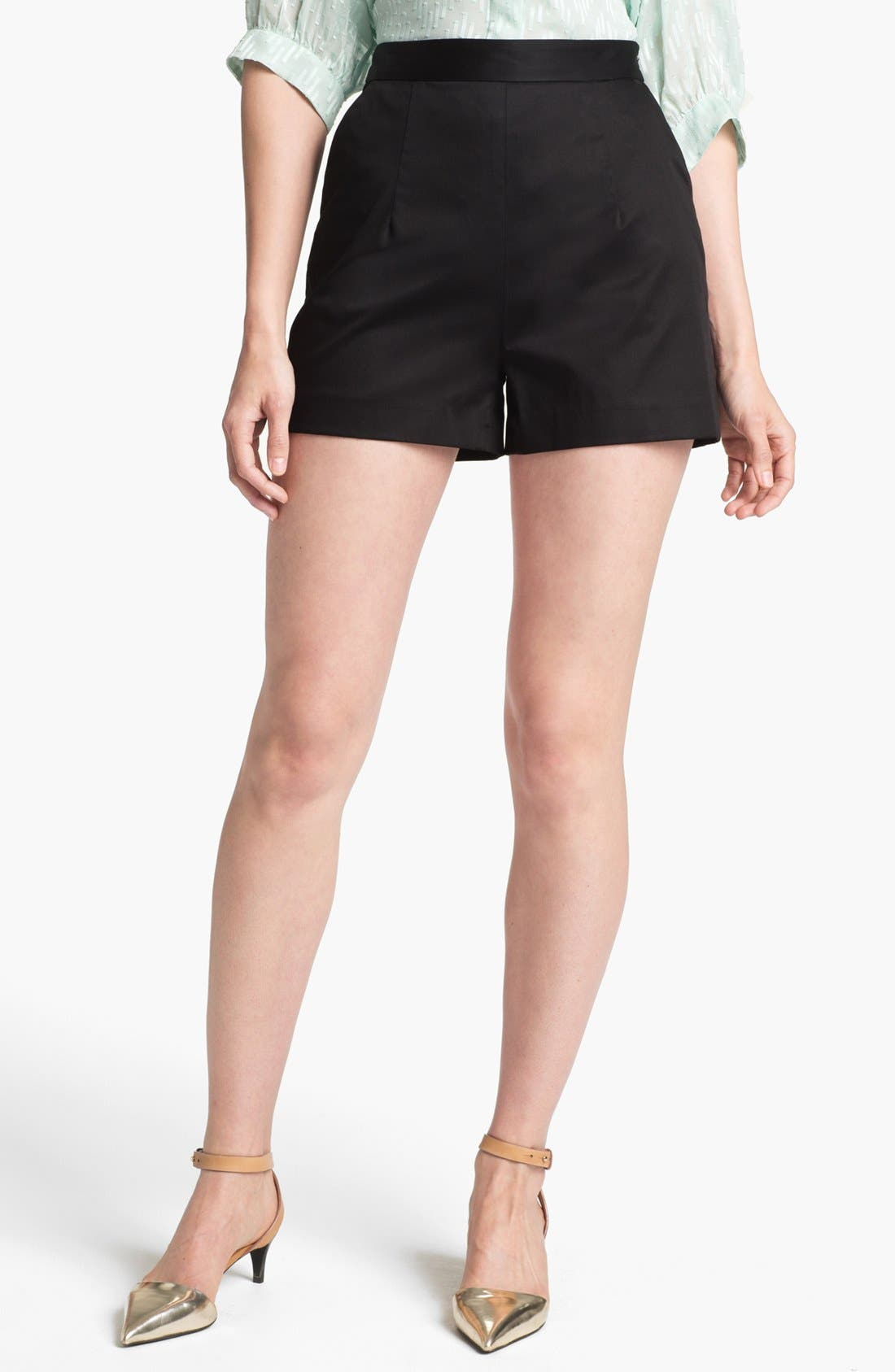 Alternate Image 1 Selected - Milly 'Kelsey' Shorts