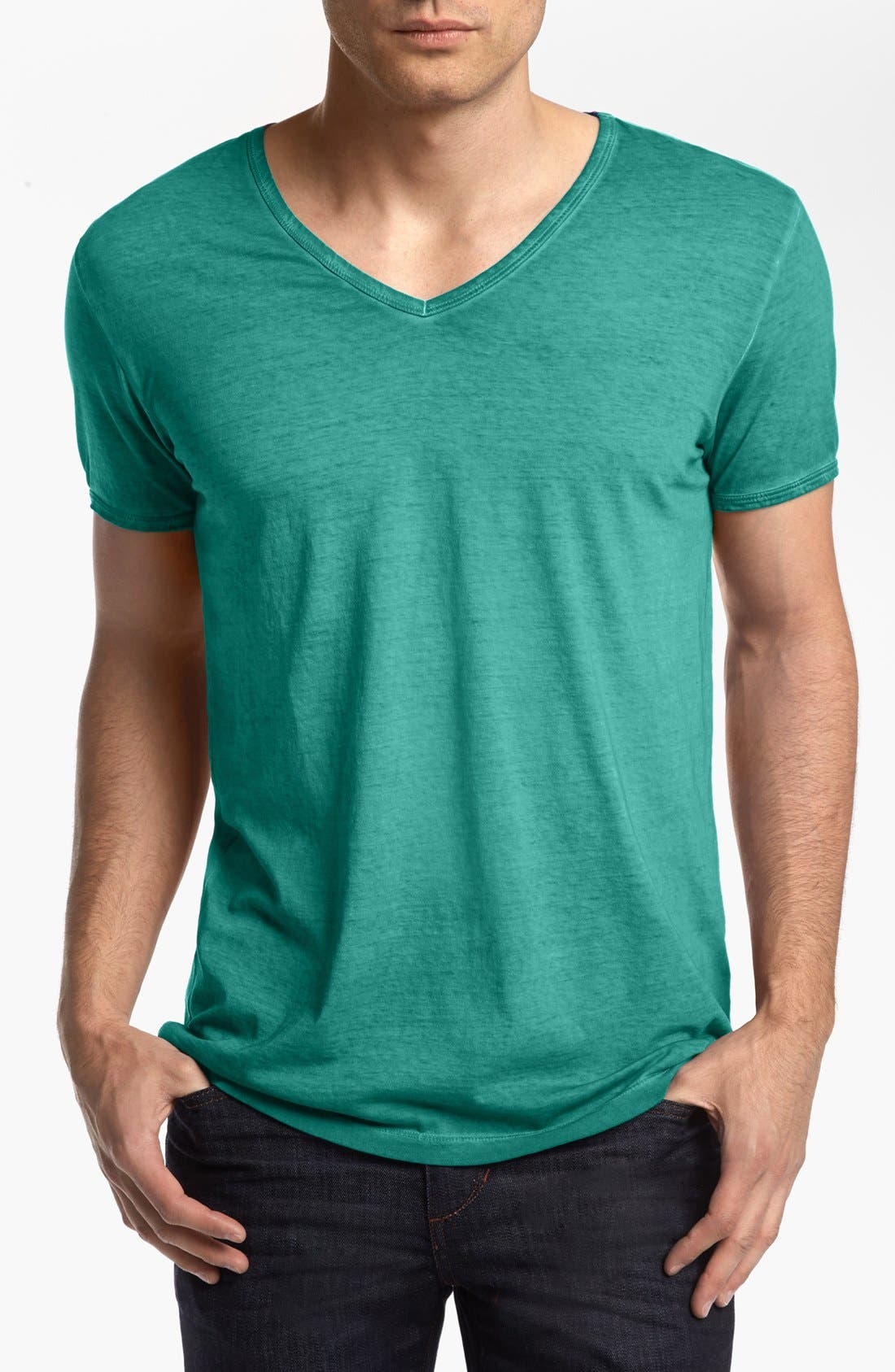 Main Image - BOSS Orange 'Toulouse' V-Neck T-Shirt