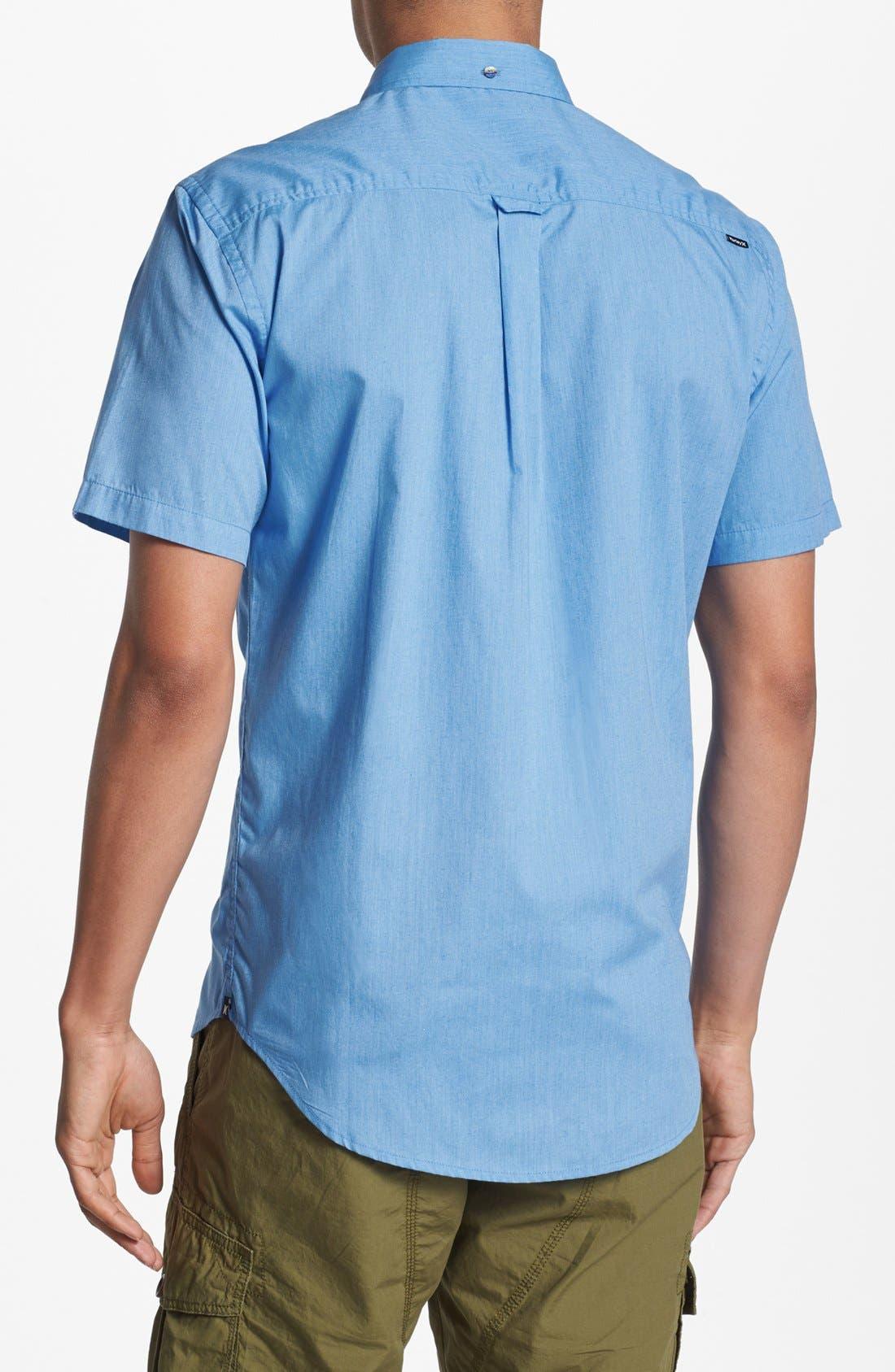 Alternate Image 2  - Hurley 'Rise' Woven Shirt