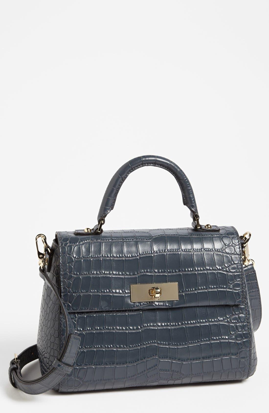 Main Image - kate spade new york 'oxford street - nadine' satchel, small