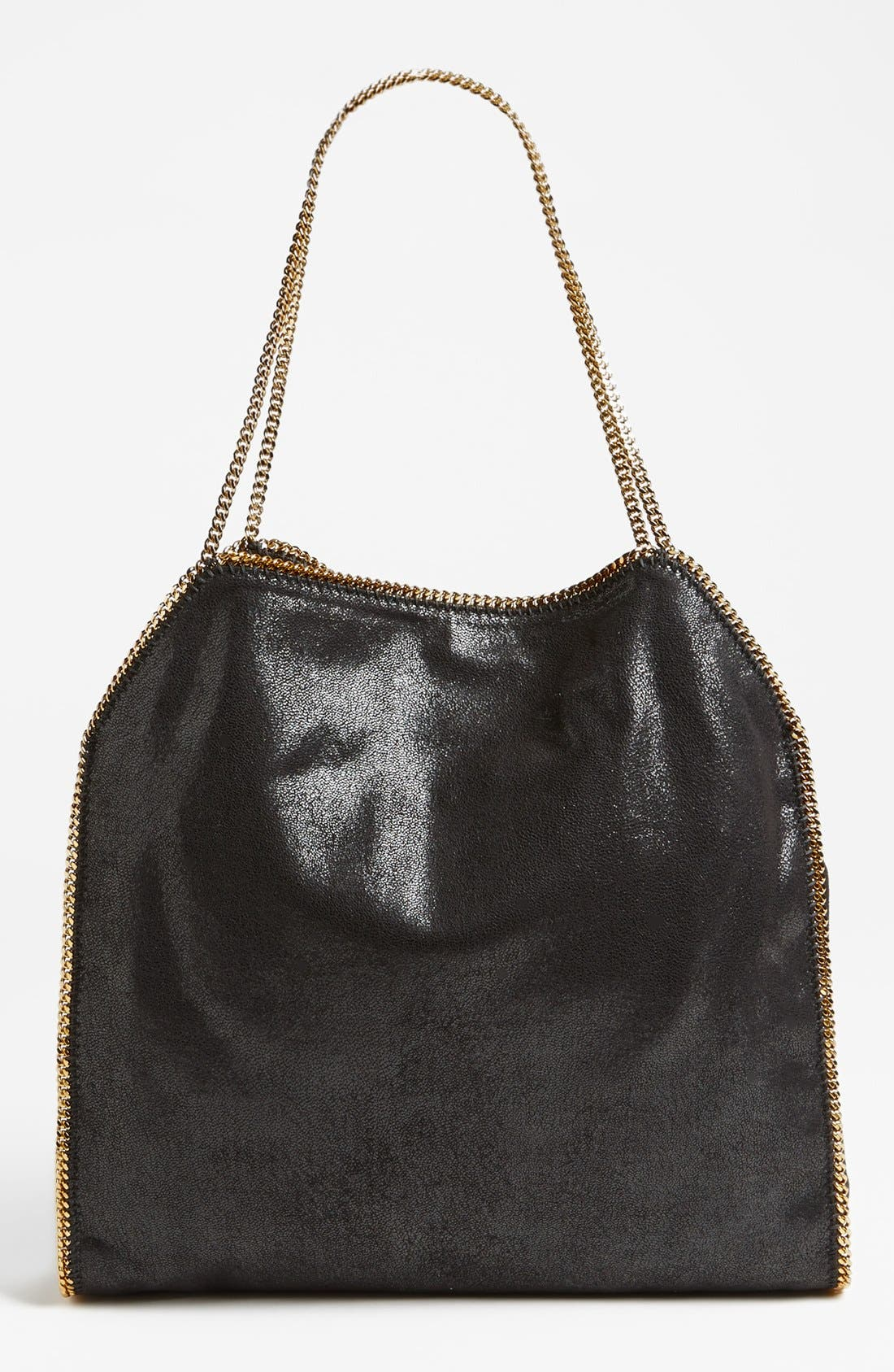 Alternate Image 4  - Stella McCartney 'Falabella' Shaggy Deer Tote, Small