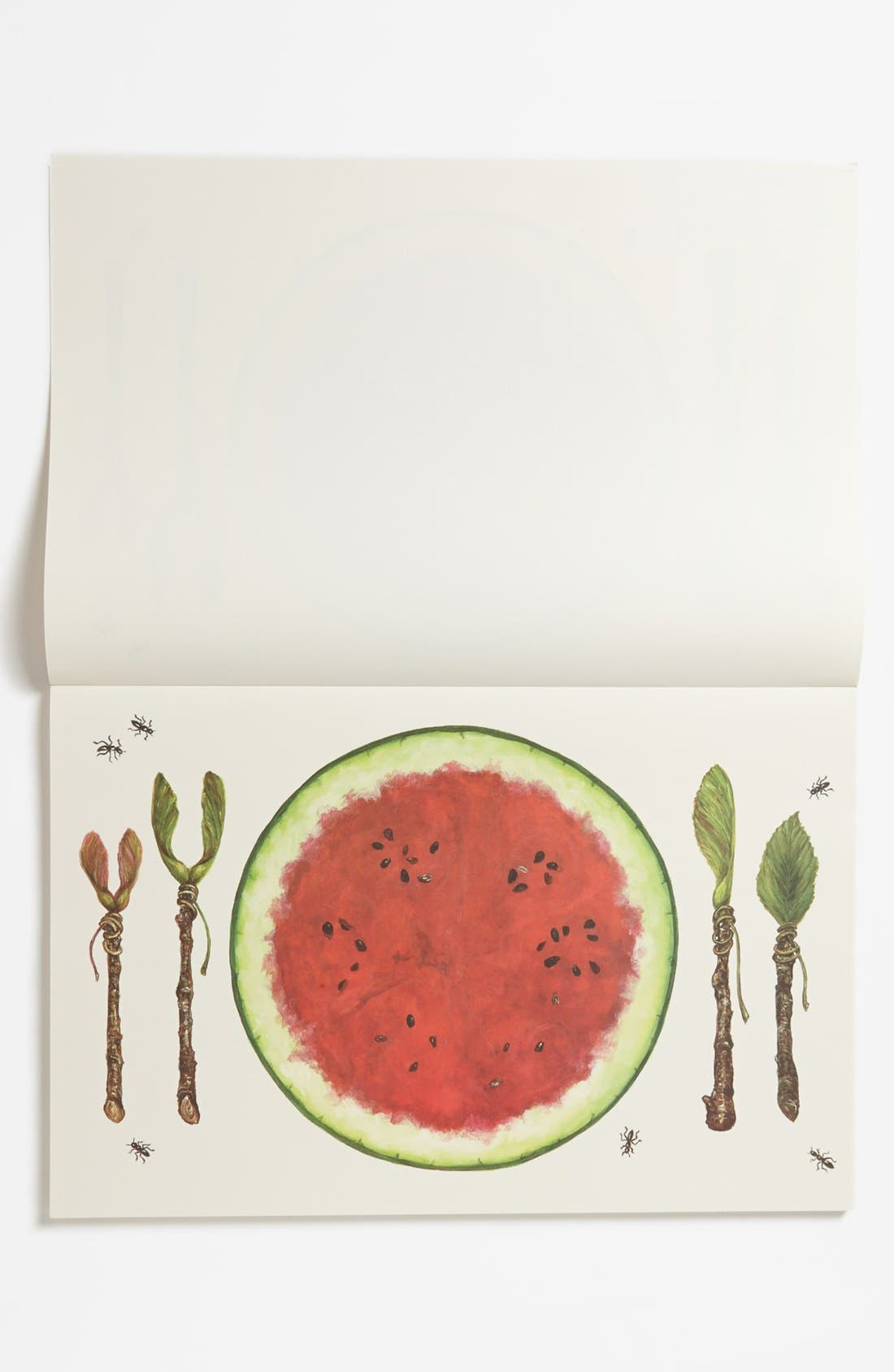 Alternate Image 2  - Kitchen Papers By Cake 'Summer Setting' Paper Placemat Pad