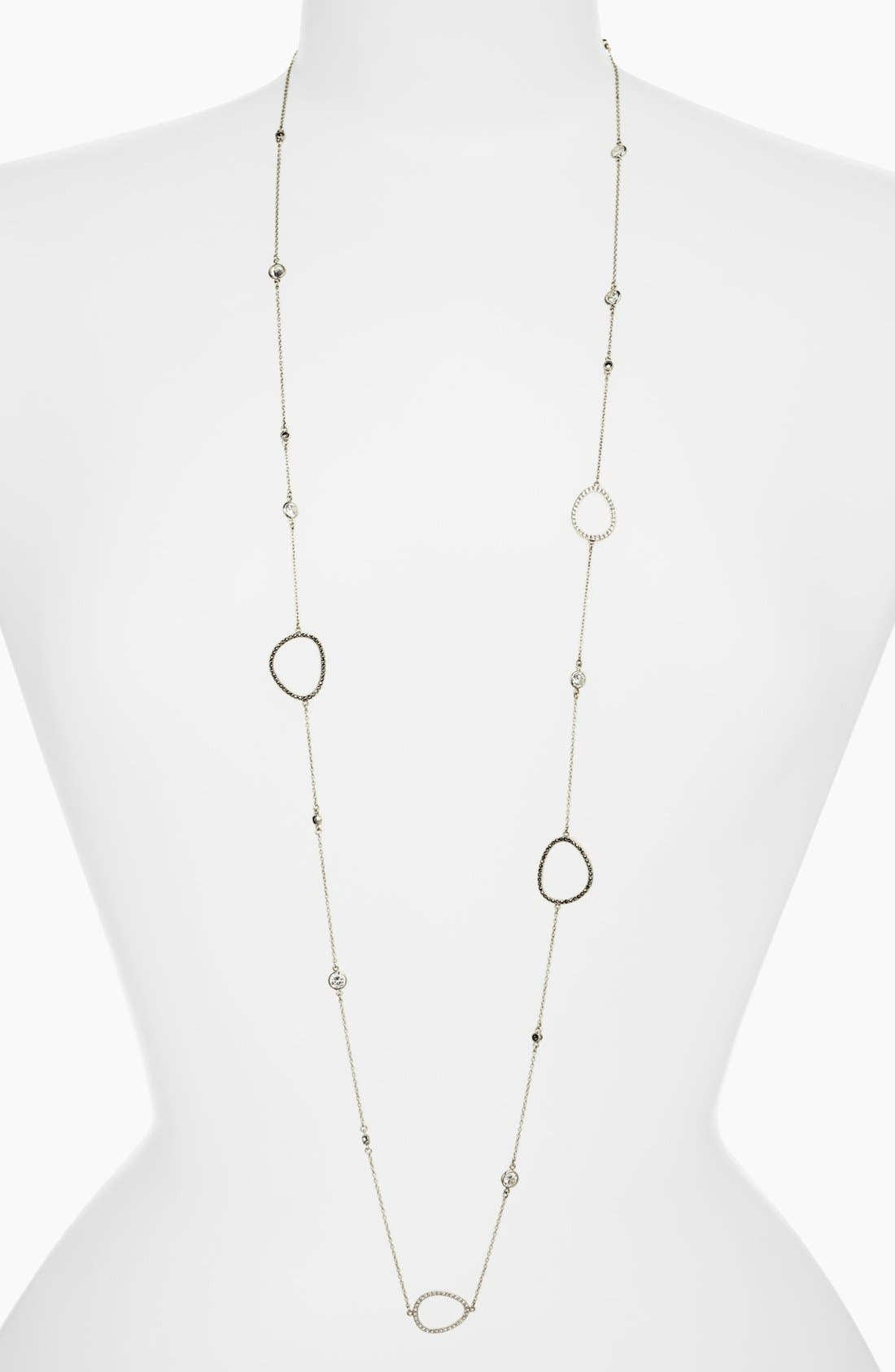 Alternate Image 1 Selected - Judith Jack 'Oahu' Extra Long Station Necklace