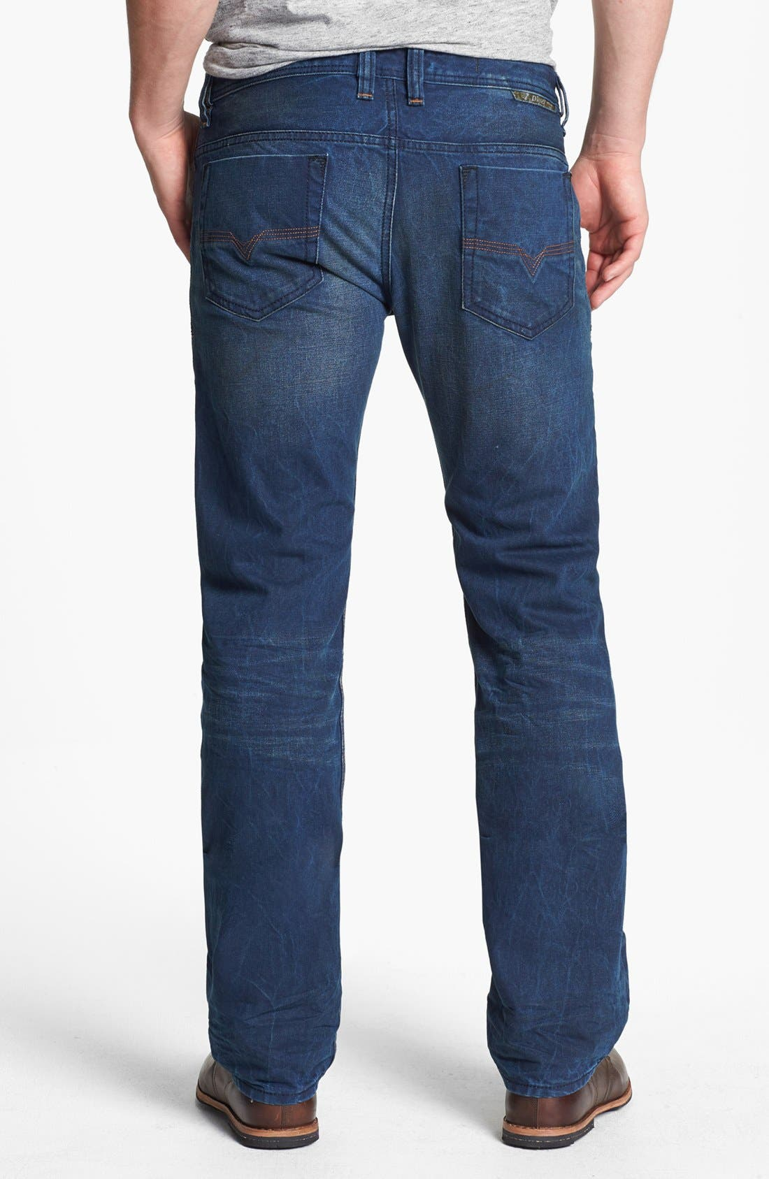 Alternate Image 1 Selected - DIESEL® 'Safado' Slim Fit Jeans (0815A)