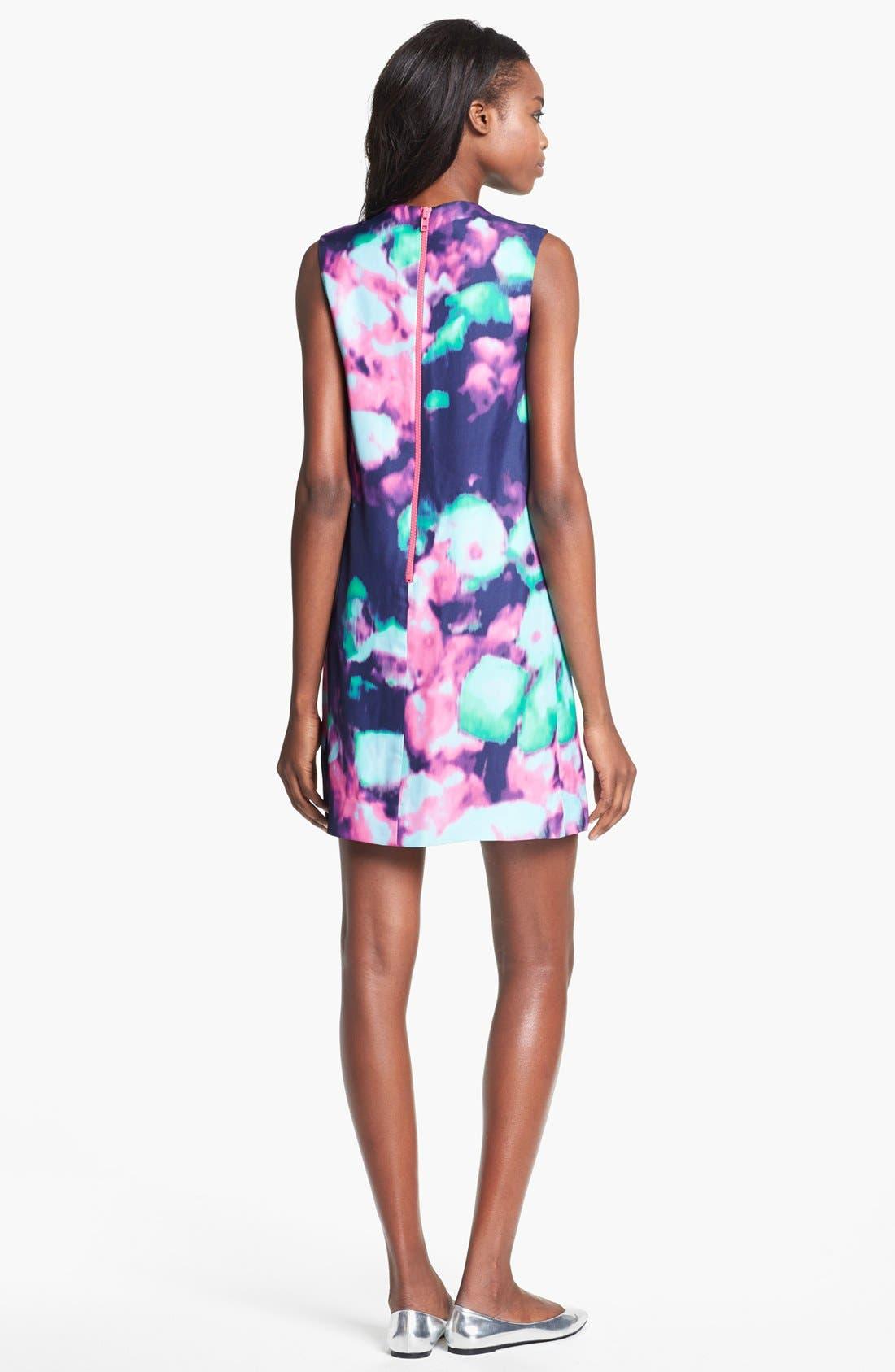 Alternate Image 2  - kate spade new york 'keri' abstract floral print dress