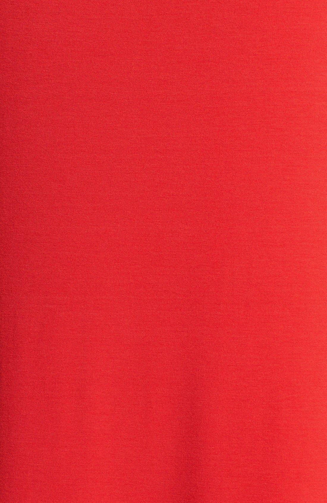 Alternate Image 3  - Eileen Fisher Jersey Maxi Dress