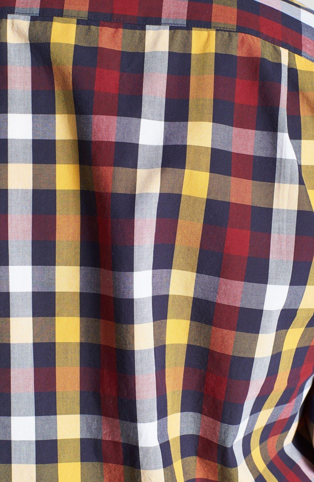 Alternate Image 3  - Jack Spade 'Sid' Plaid Woven Shirt