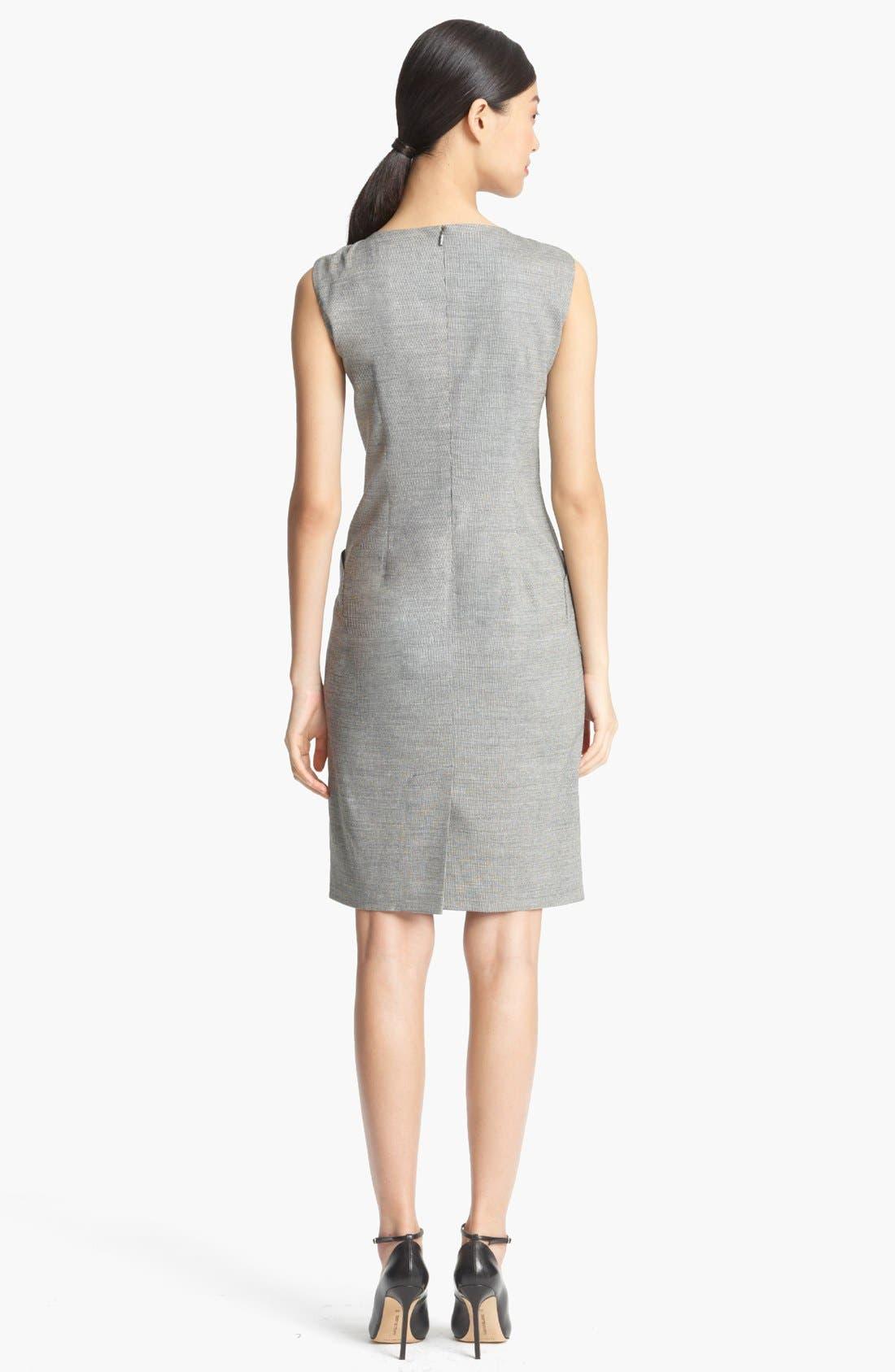 Alternate Image 2  - Max Mara 'Albi' Sleeveless Dress