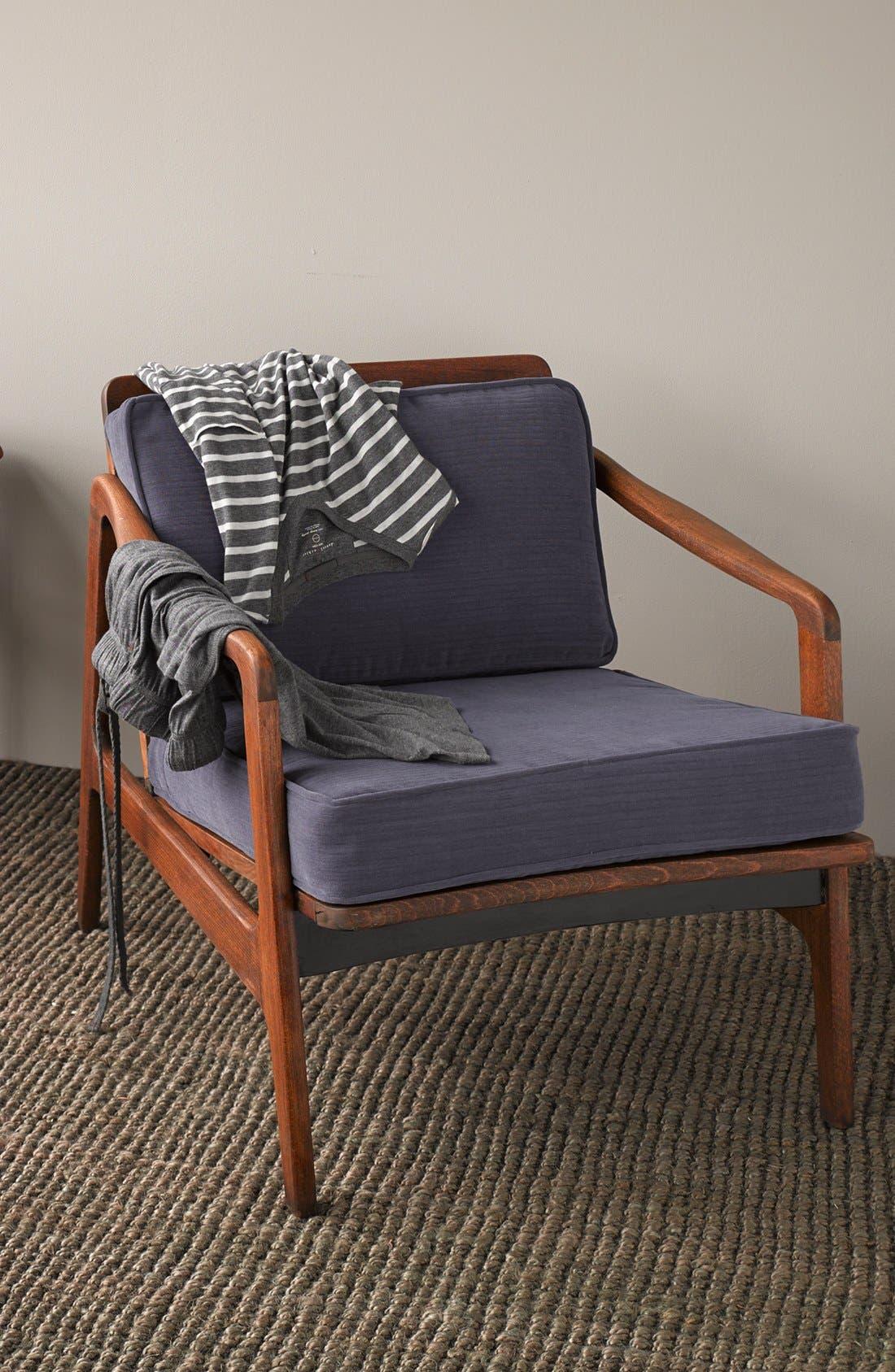 Alternate Image 4  - Daniel Buchler Cotton/Modal Blend T-Shirt