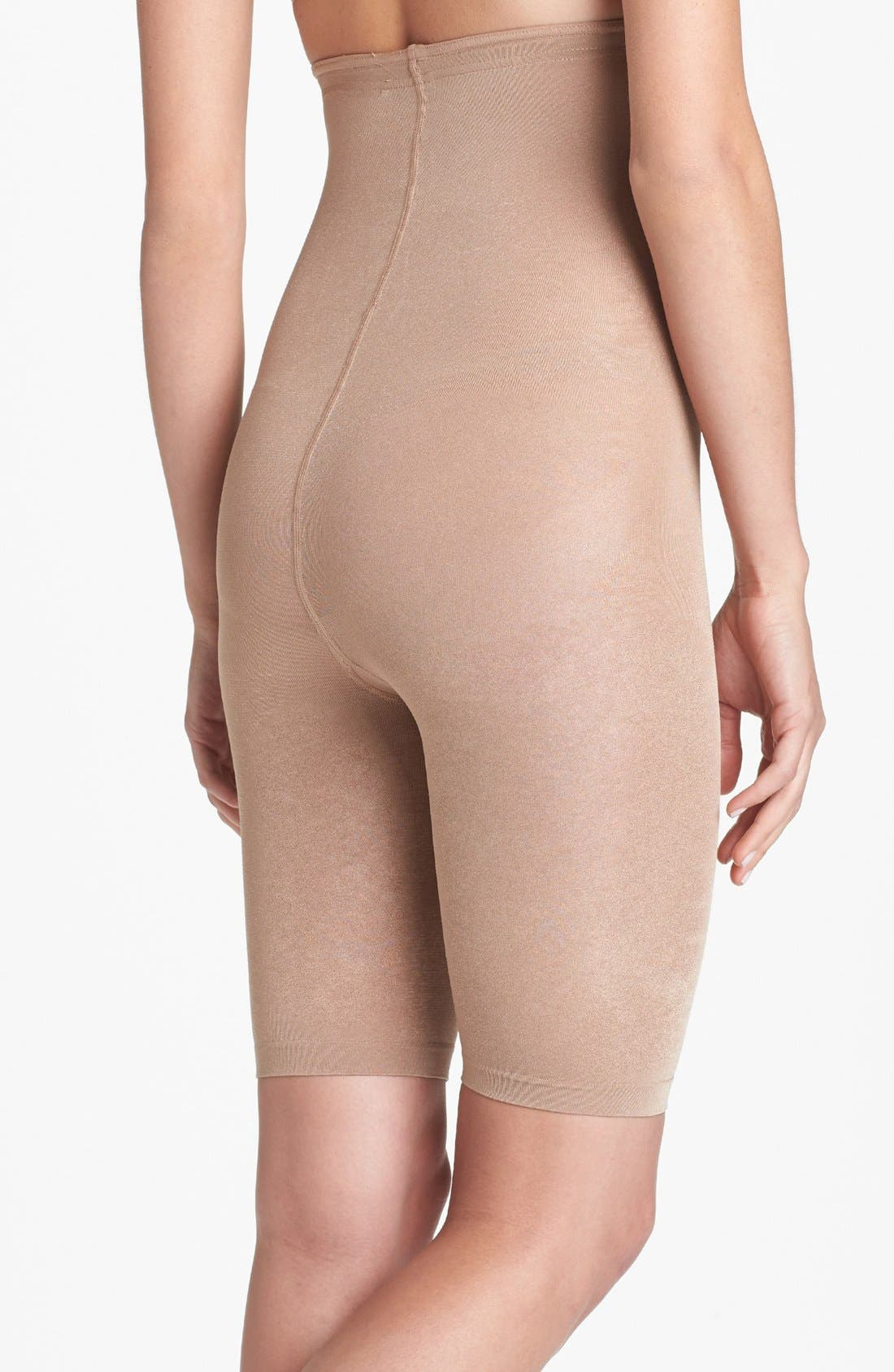 Alternate Image 2  - Donna Karan 'The Body Perfect' High Waist Mid Thigh Shaper