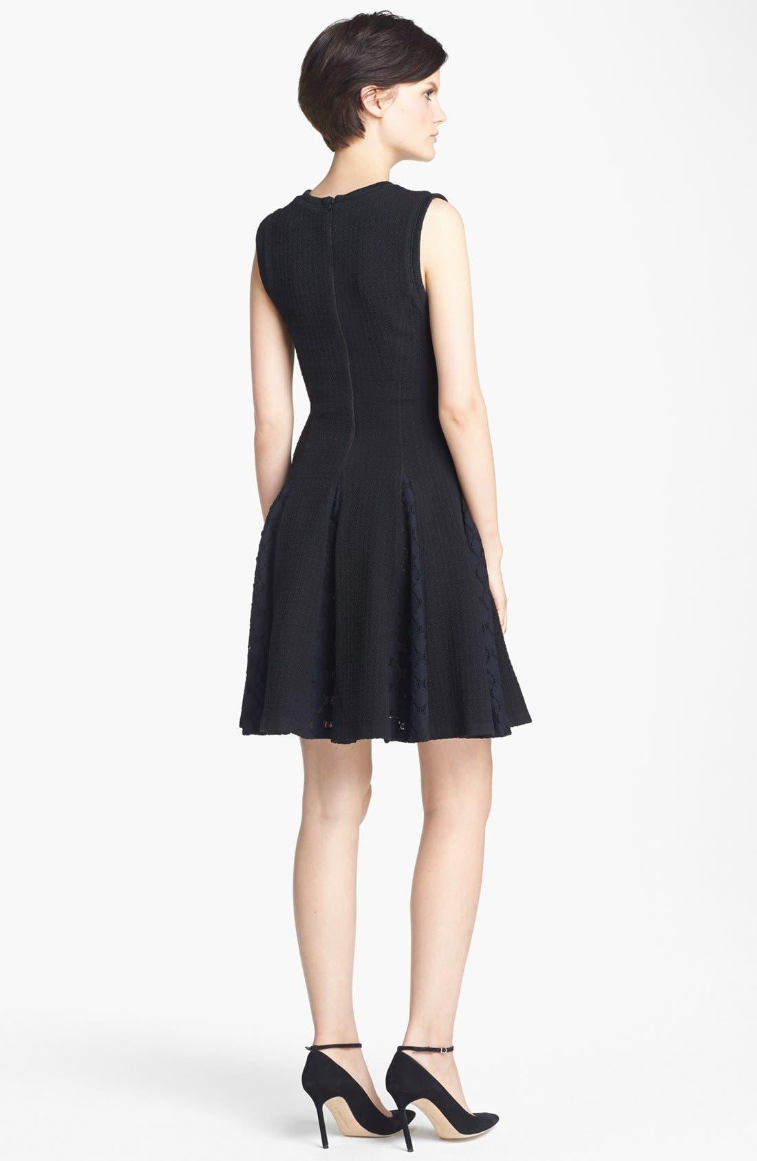 Alternate Image 2  - Tracy Reese Lace Godet Dress