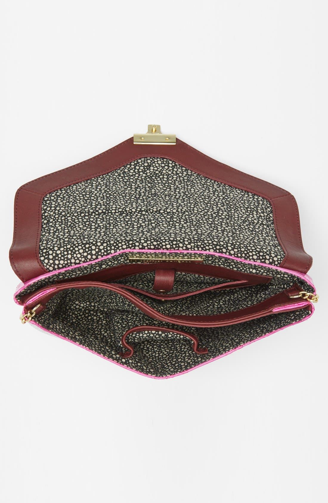 Alternate Image 3  - Loeffler Randall 'Lock' Clutch