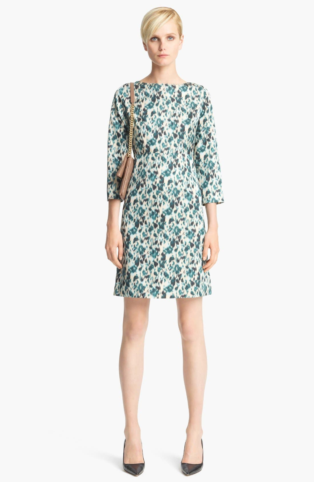 Alternate Image 4  - MARC JACOBS Floral Print Dress