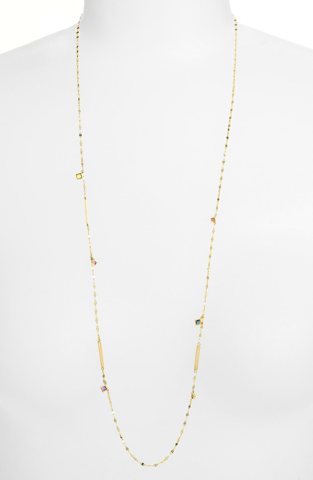 Alternate Image 1 Selected - Lana Jewelry Long Station Necklace