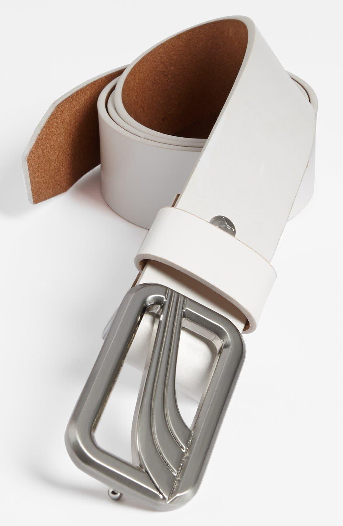 Alternate Image 1 Selected - PUMA 'Form Stripe' Belt