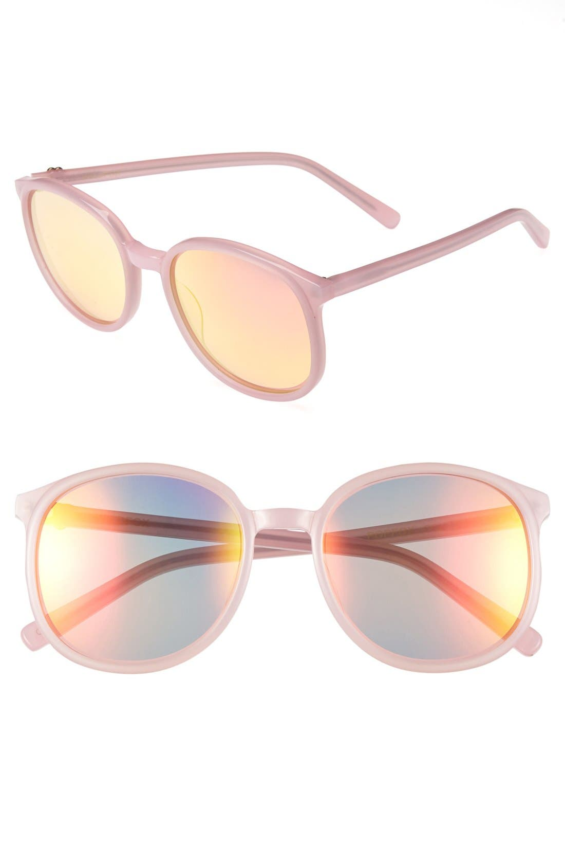 Alternate Image 1 Selected - Wildfox 'Popfox Deluxe' Sunglasses