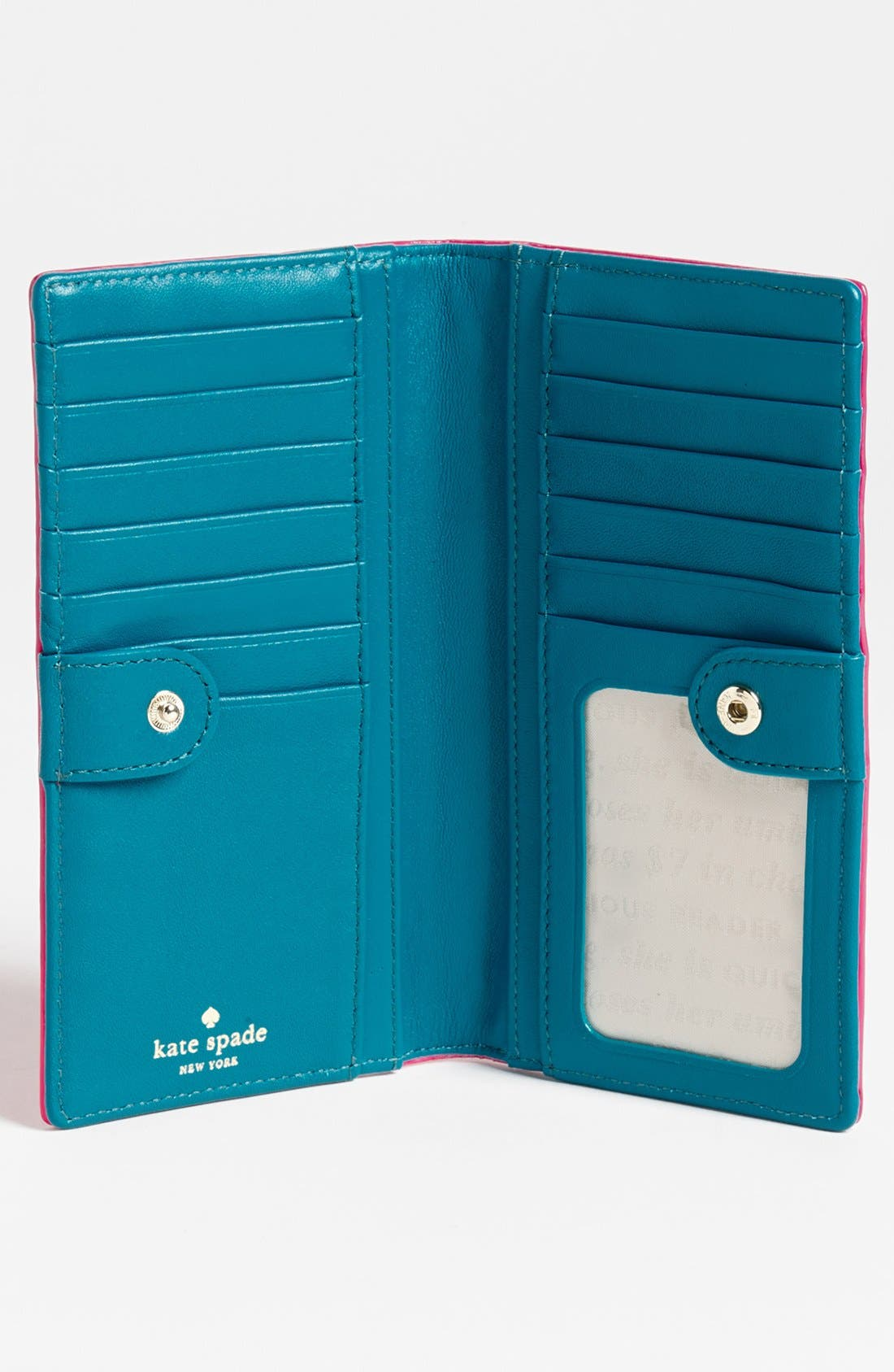 Alternate Image 2  - kate spade new york 'brightspot avenue - stacy' wallet