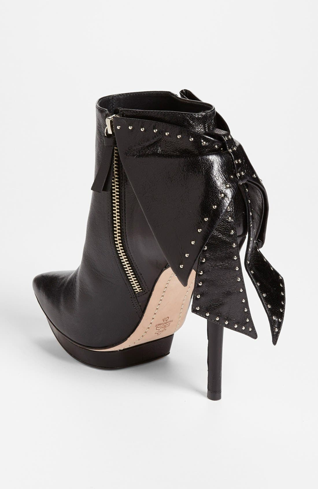 Alternate Image 2  - Alice + Olivia 'Darleen' Leather Bootie