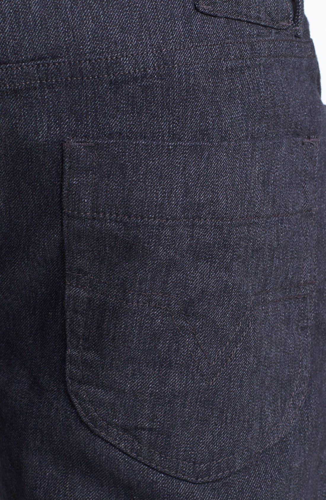 Alternate Image 4  - Vince Slim Fit Five Pocket Straight Leg Pants