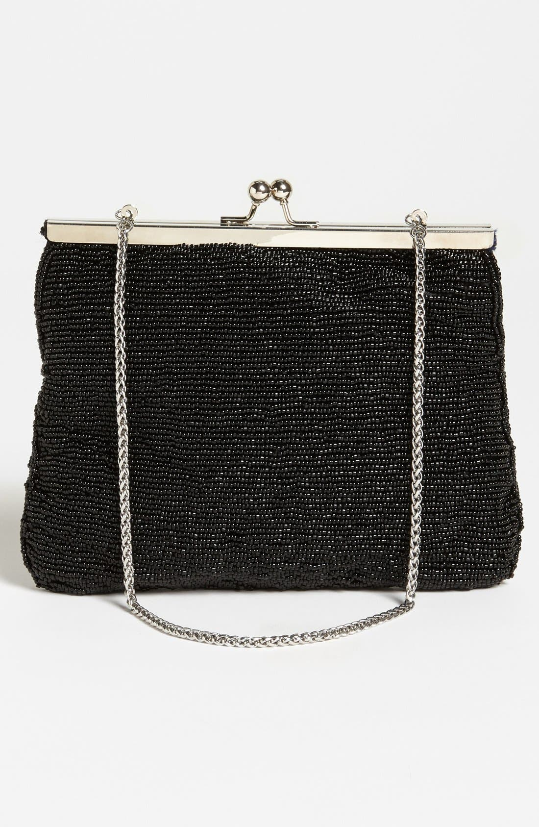 Alternate Image 4  - Nina Beaded Clutch