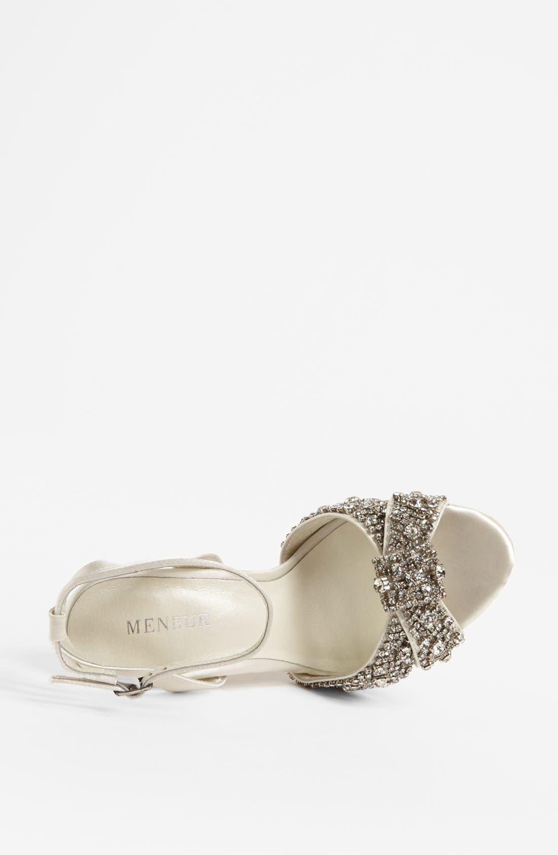 Alternate Image 3  - Menbur Rhinestone Sandal
