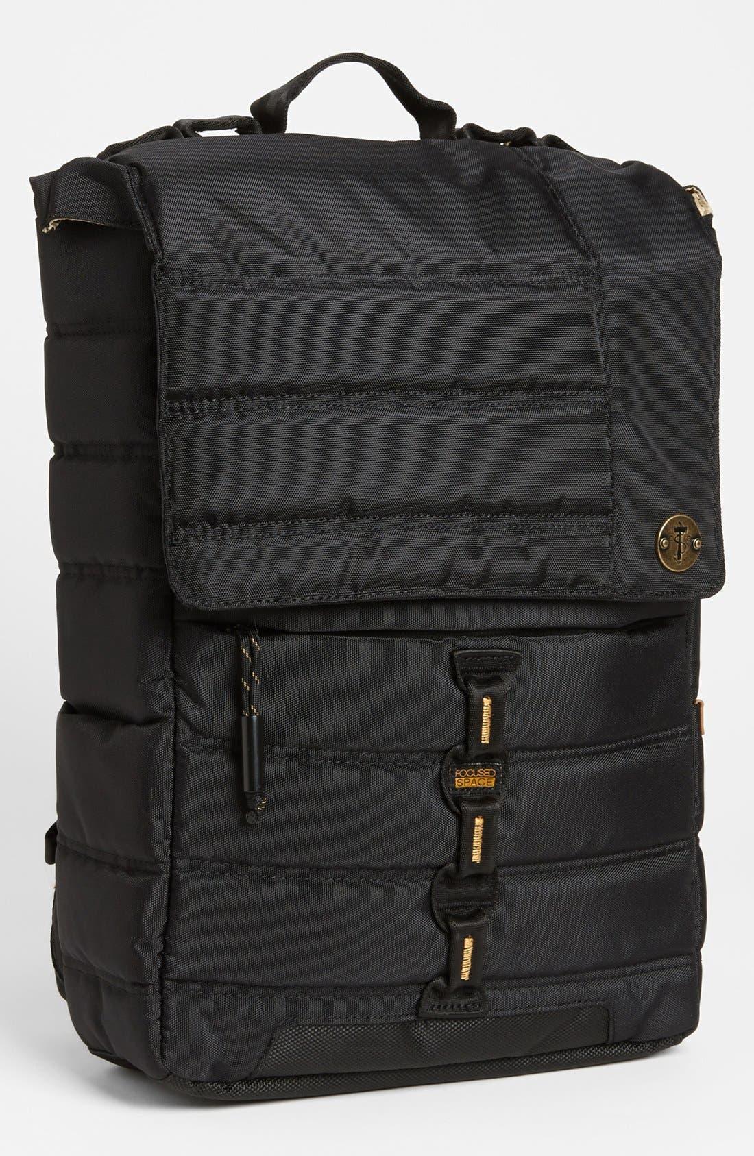 Alternate Image 1 Selected - Focused Space 'Slimline' Backpack