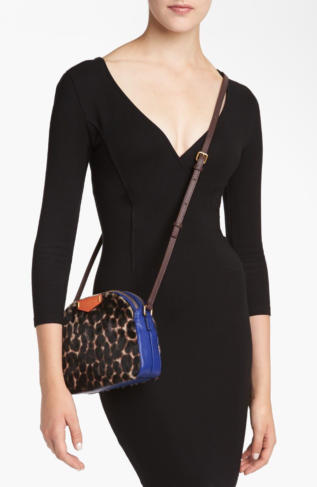 Alternate Image 2  - MARC BY MARC JACOBS 'Lola' Calf Hair Crossbody Bag