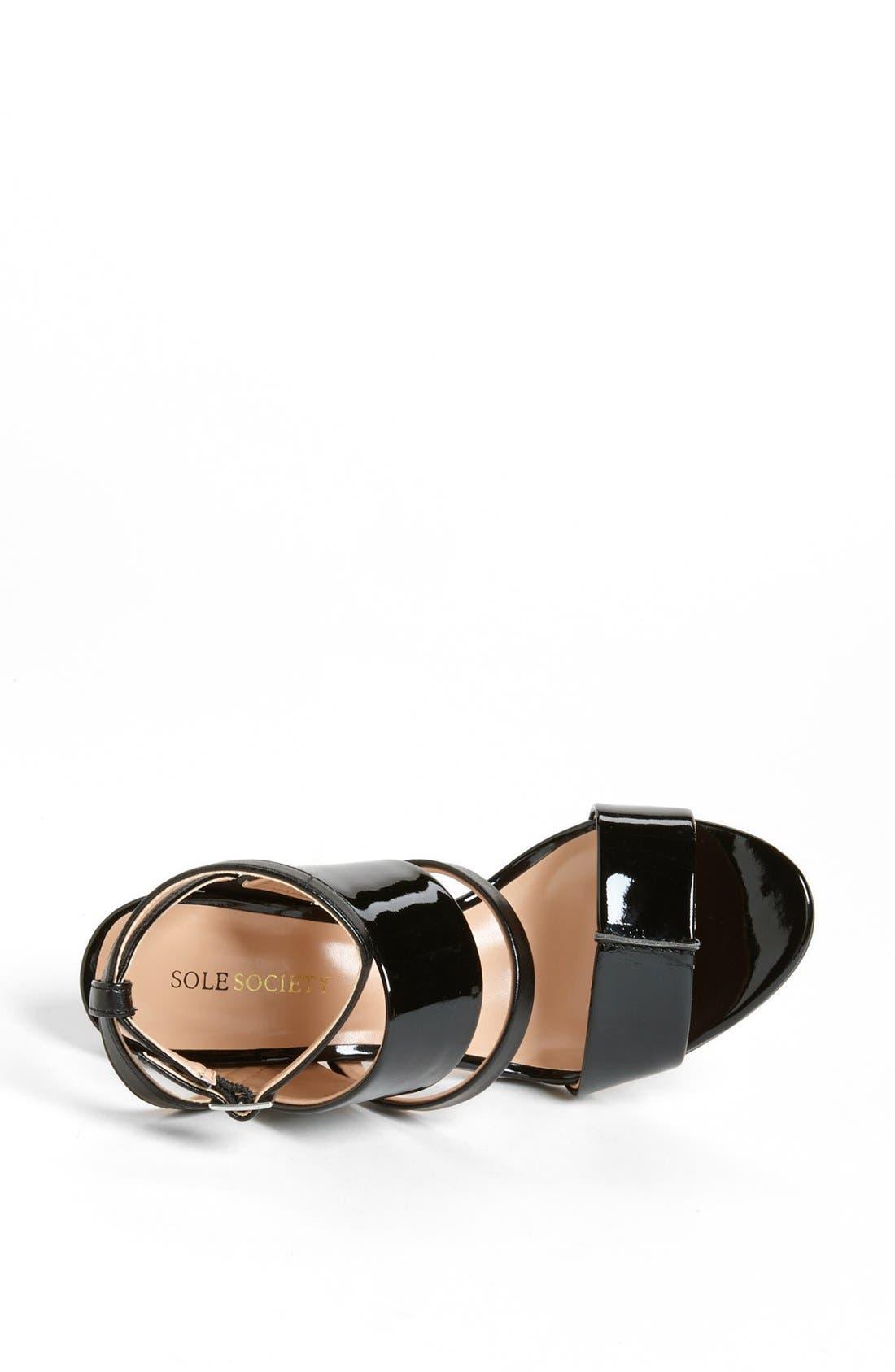 Alternate Image 3  - Sole Society 'Adrie' Sandal