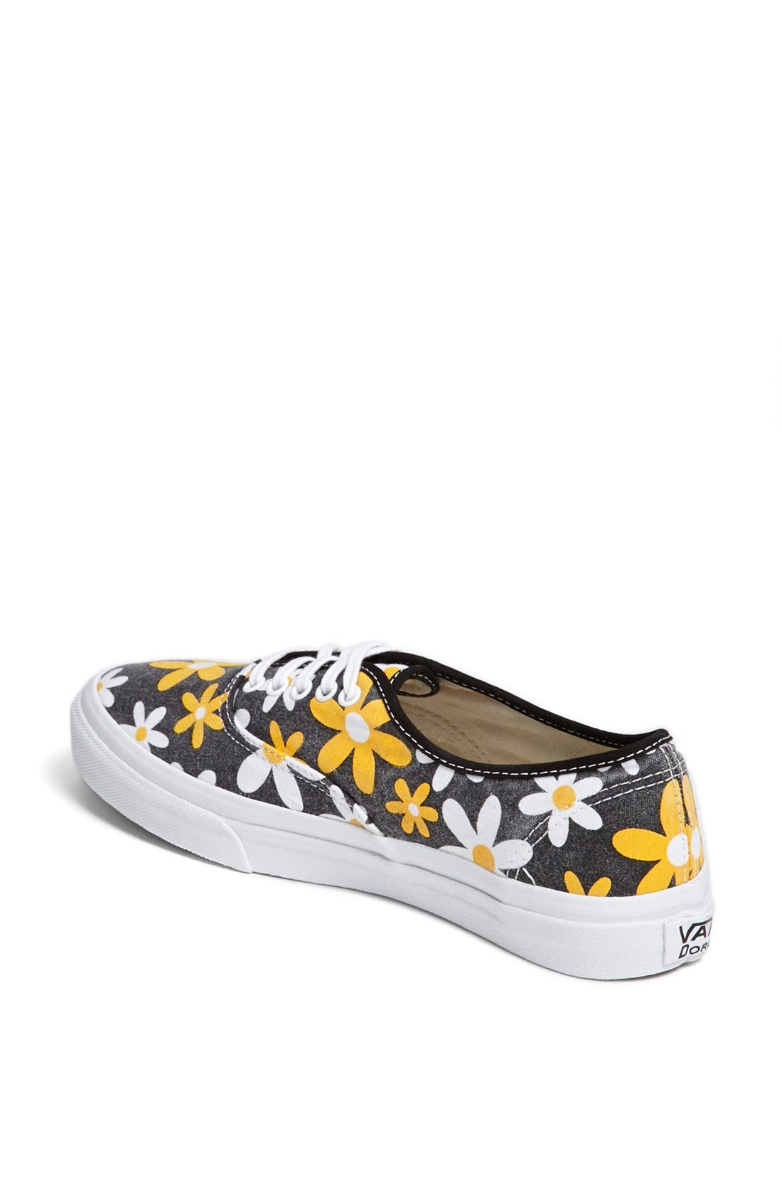 Alternate Image 2  - Vans 'Authentic - Slim' Sneaker (Women)
