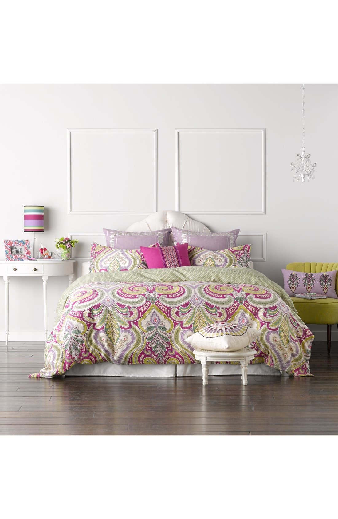 Alternate Image 2  - Echo 'Vineyard' Duvet Cover