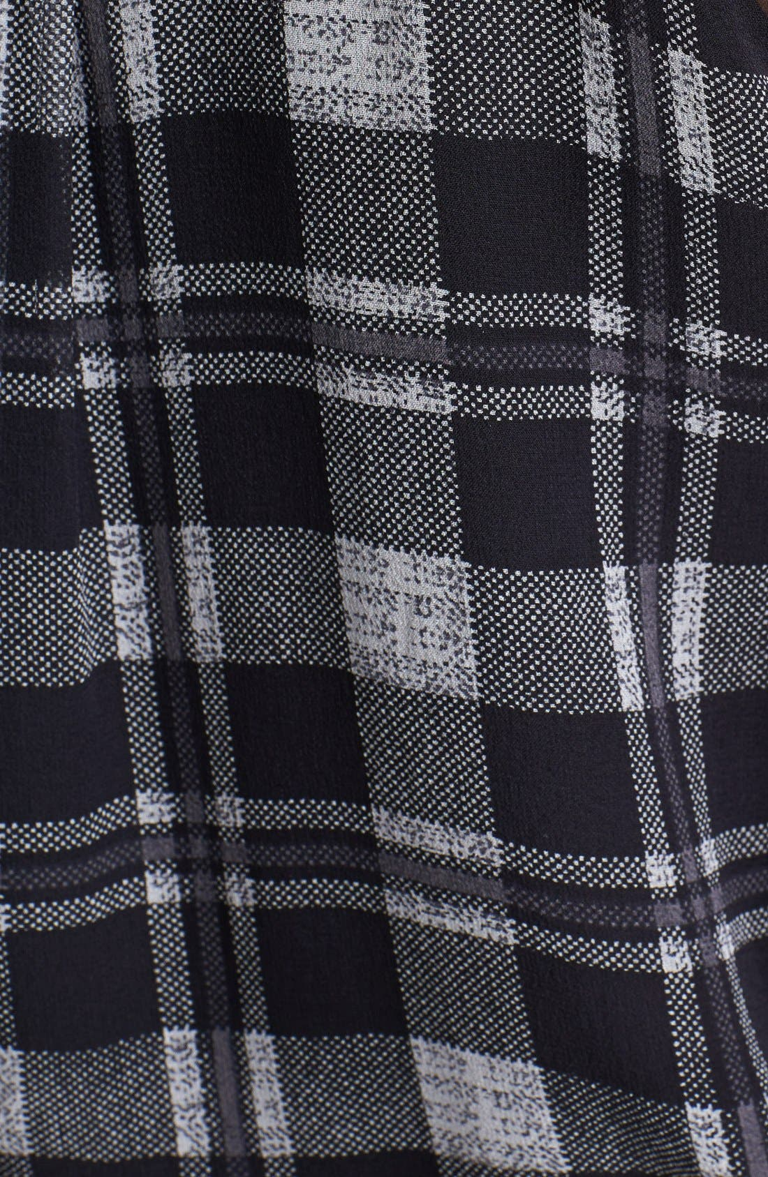 Alternate Image 3  - Joie 'Brigid' Plaid Silk Shirt