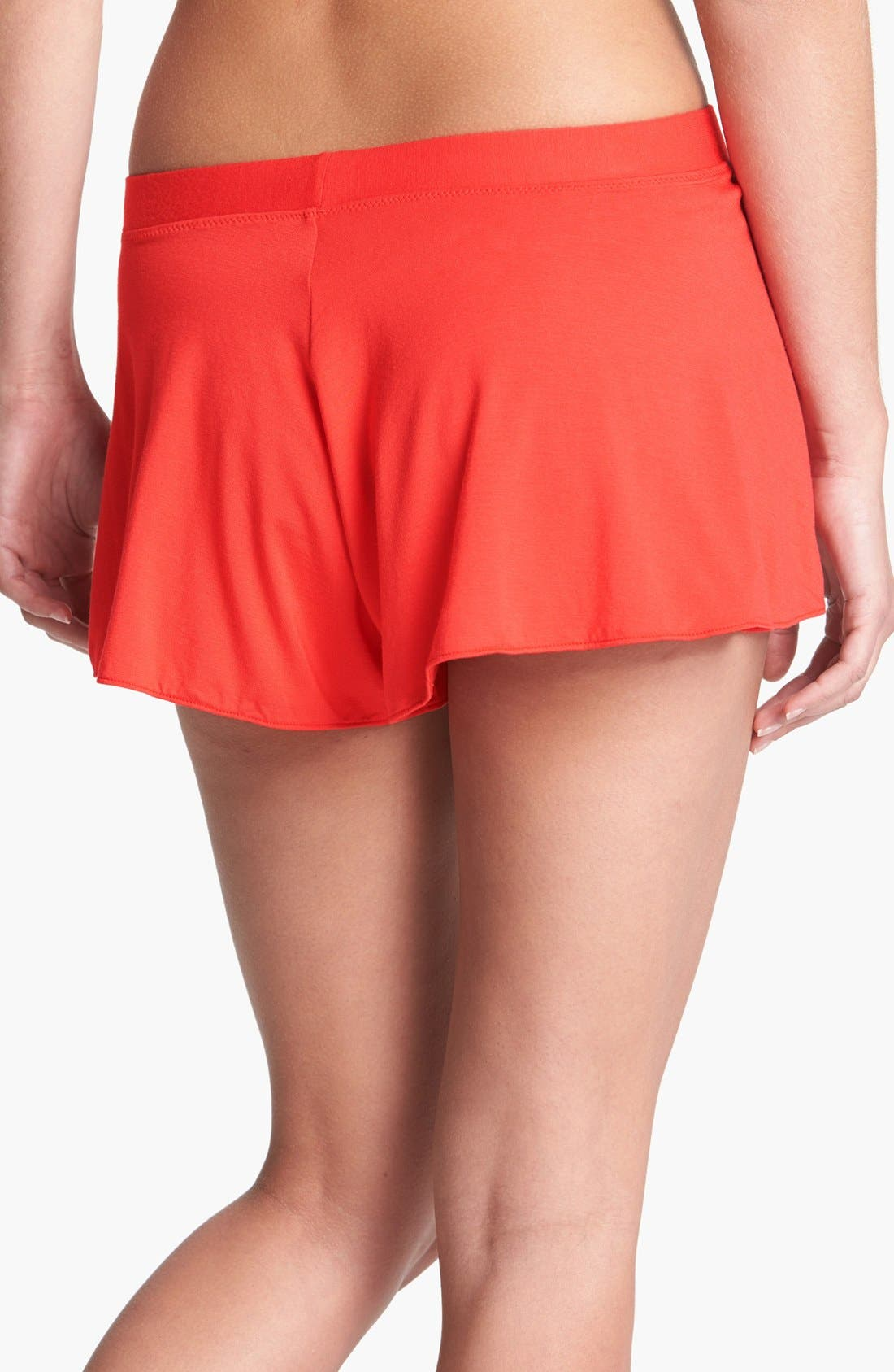 Alternate Image 2  - Splendid Drapey Knit Shorts