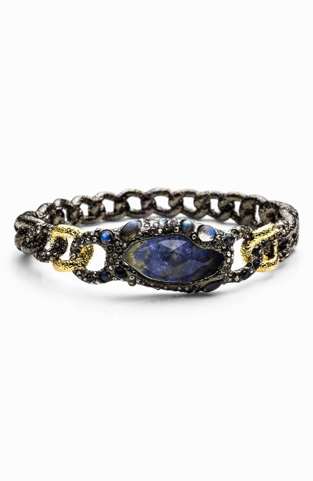 Alternate Image 1 Selected - Alexis Bittar 'Elements - Jardin de Papillon' Hinged Bracelet