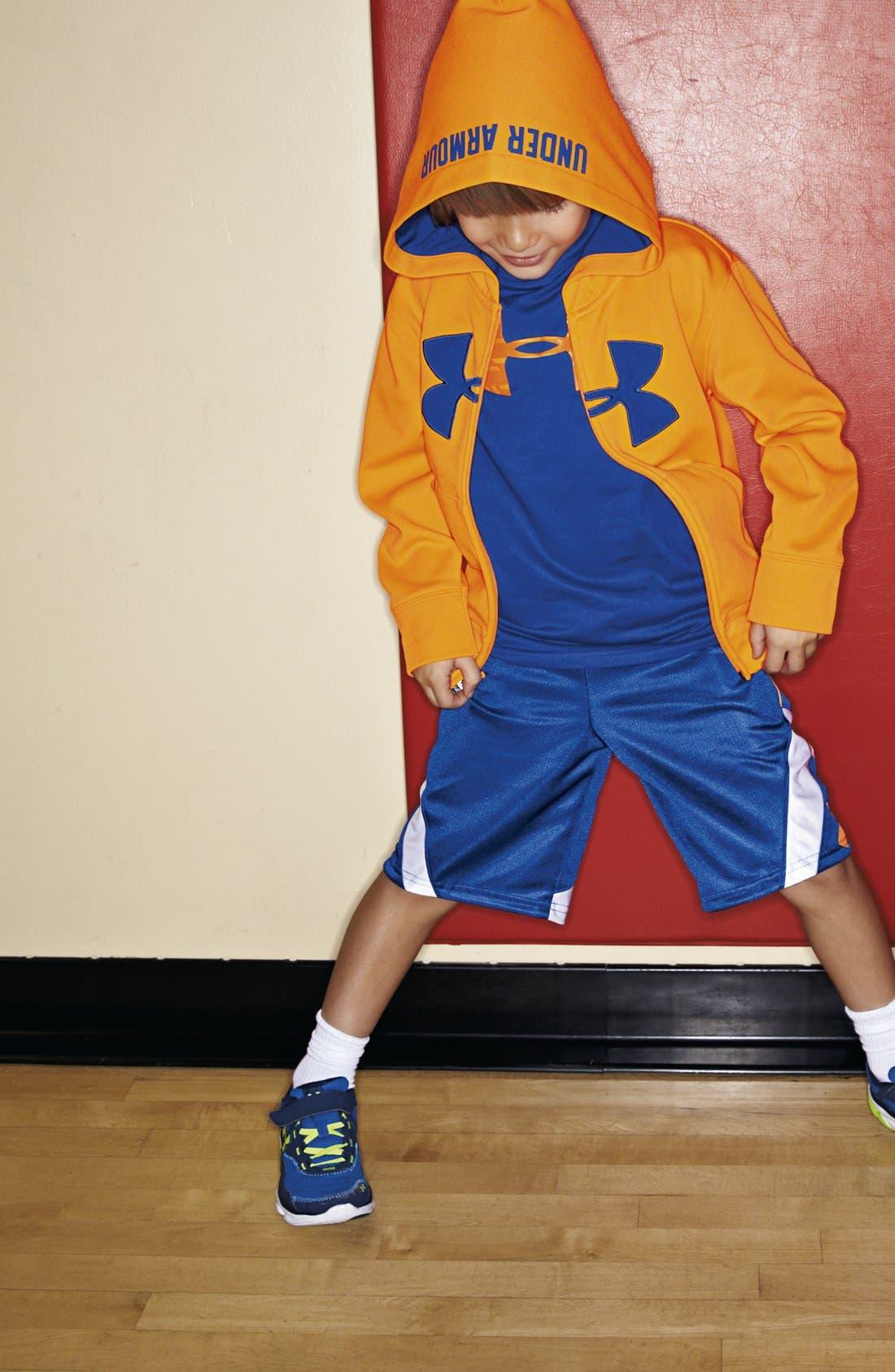 Alternate Image 3  - Under Armour 'Jhawk' Shorts (Little Boys)