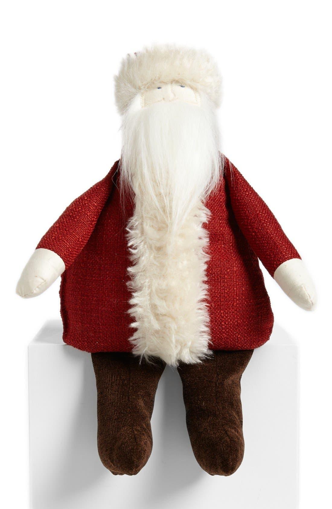 Alternate Image 1 Selected - Woof & Poof 'Santa - Small' Doll