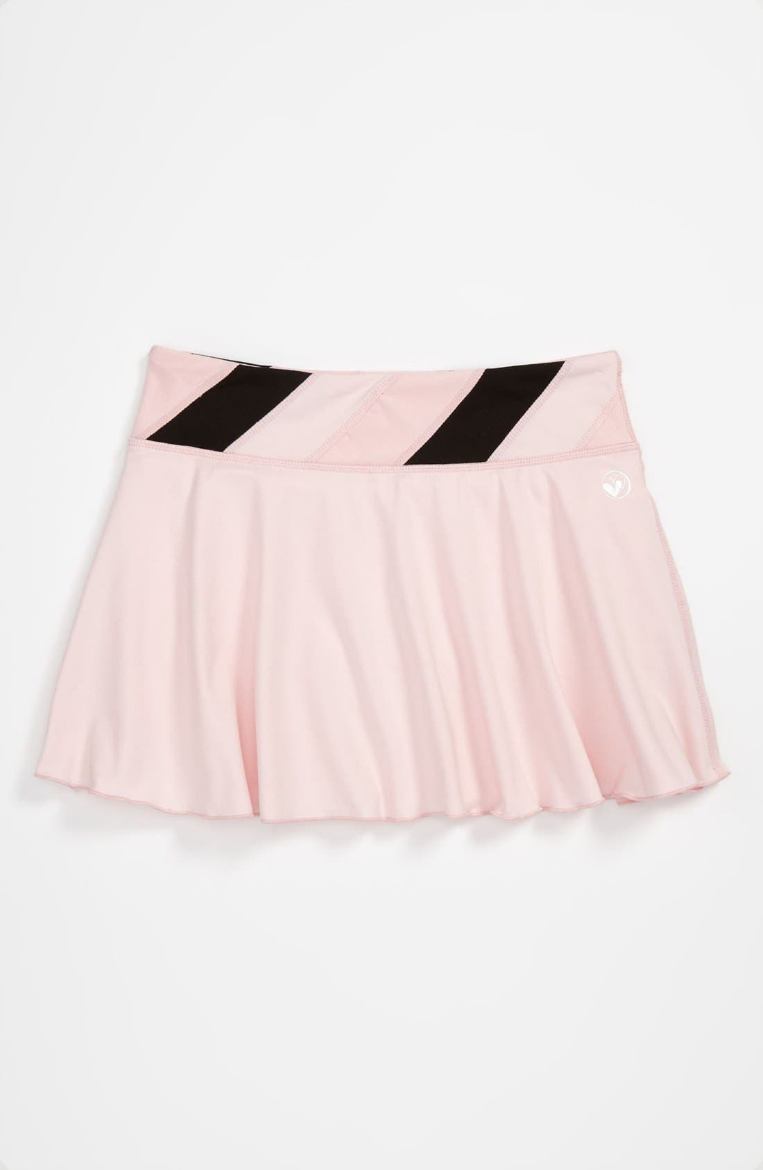 Main Image - Limeapple Scooter Skirt (Little Girls & Big Girls)