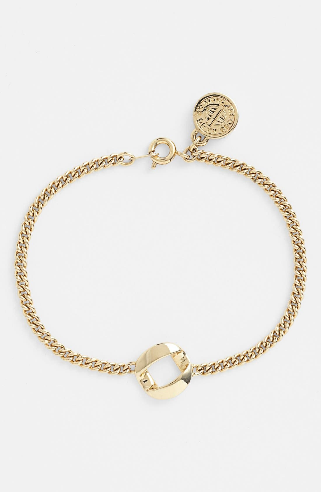 Alternate Image 1 Selected - MARC BY MARC JACOBS 'Katie' Link Bracelet