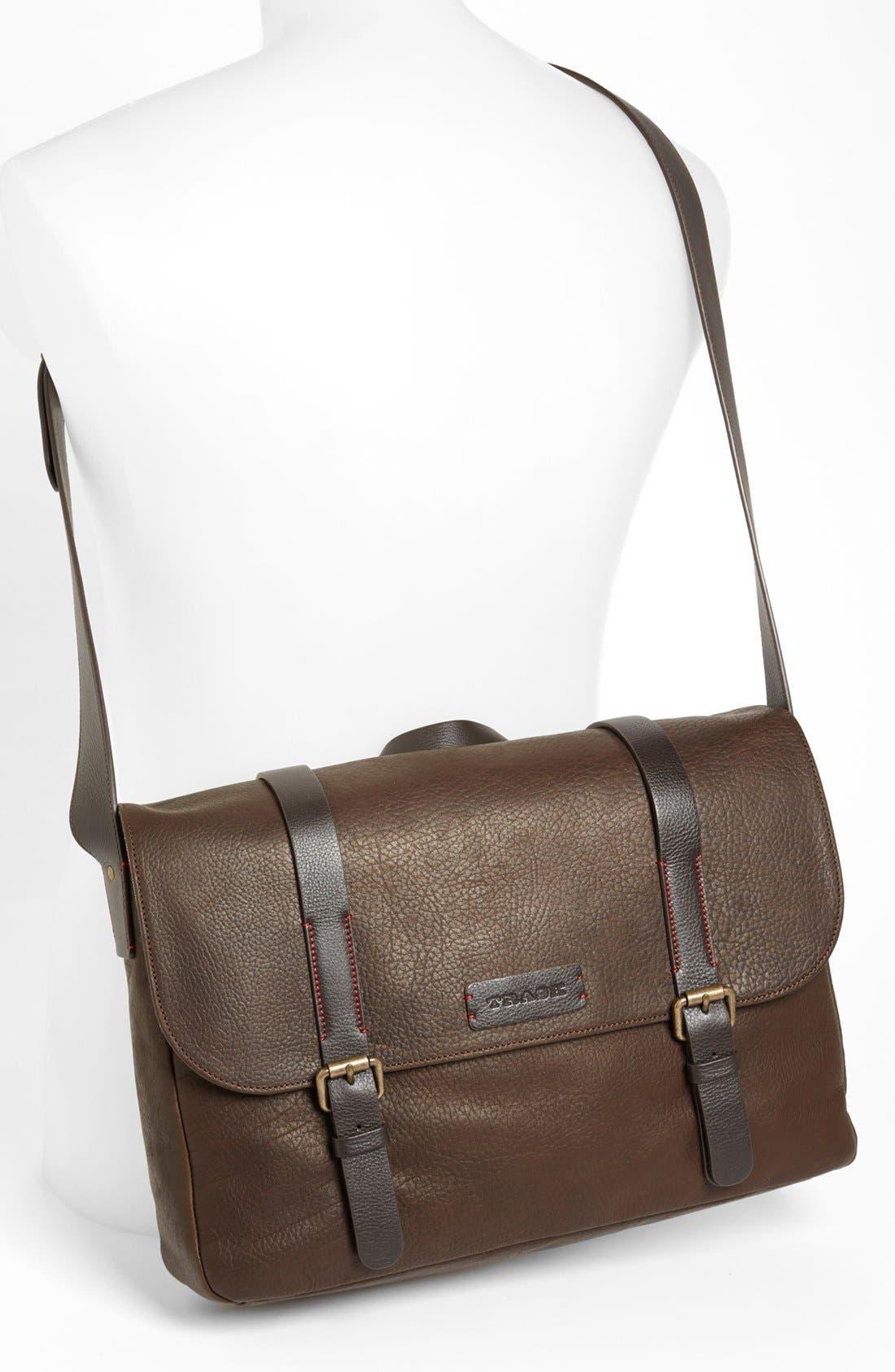 Alternate Image 4  - Trask 'Jackson' Messenger Bag