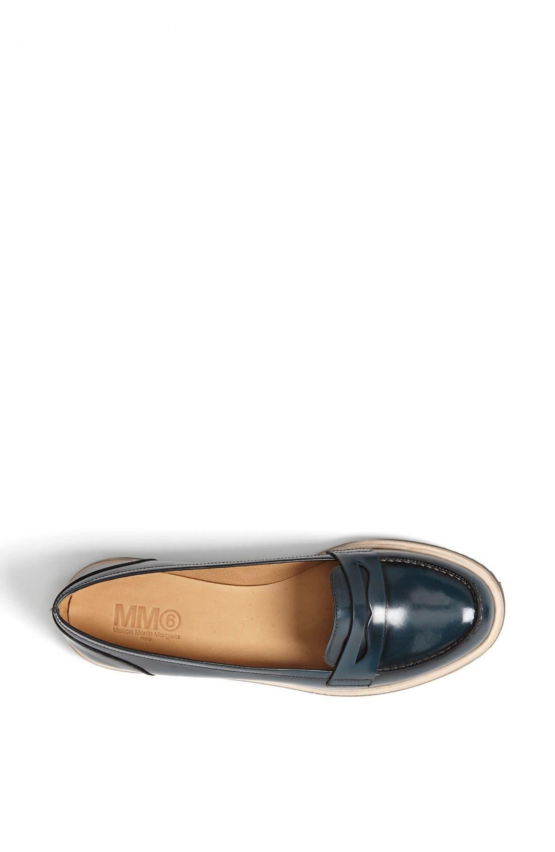 Alternate Image 3  - MM6 Maison Margiela Moccasin Loafer